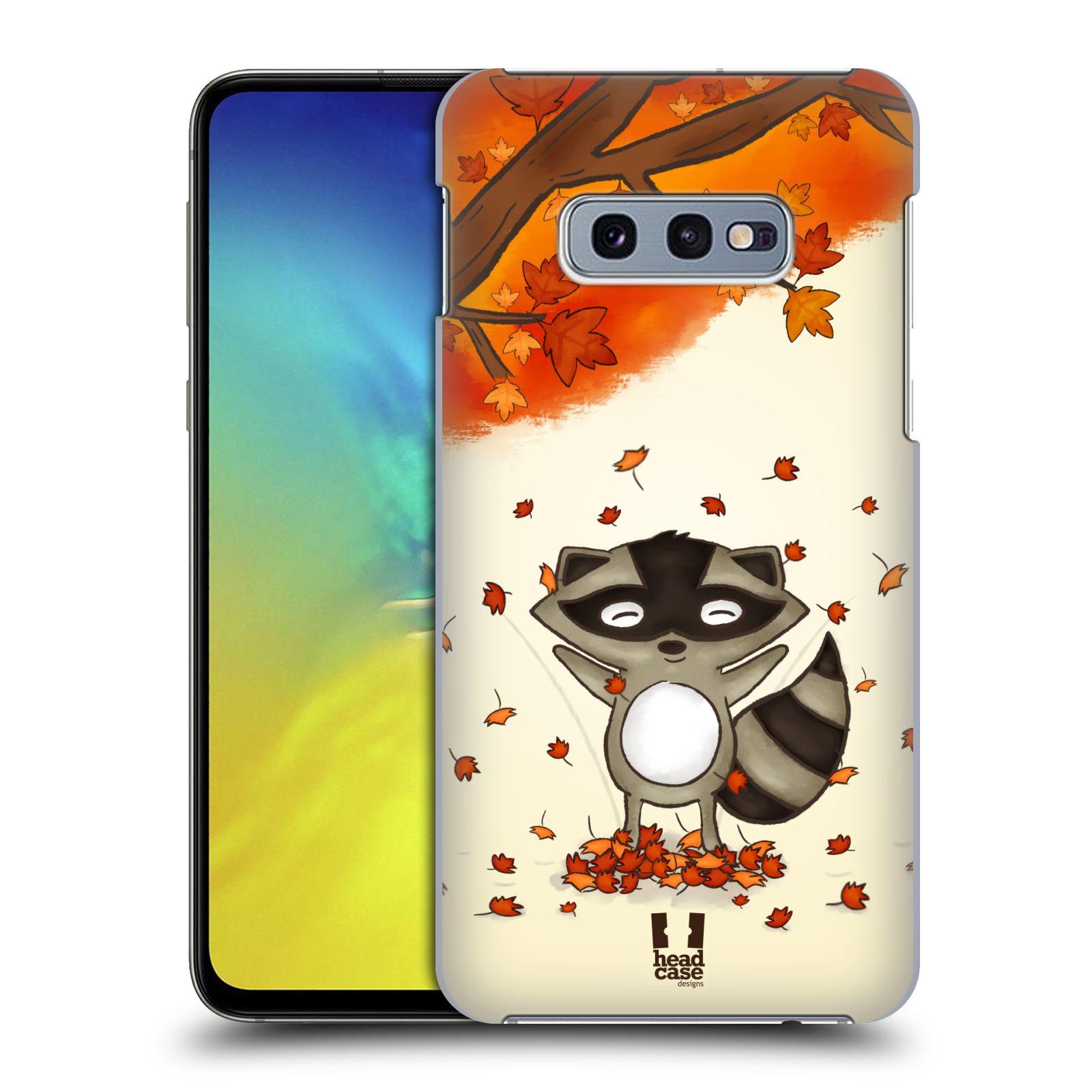 Plastové pouzdro na mobil Samsung Galaxy S10e - Head Case - PODZIMNÍ MÝVAL