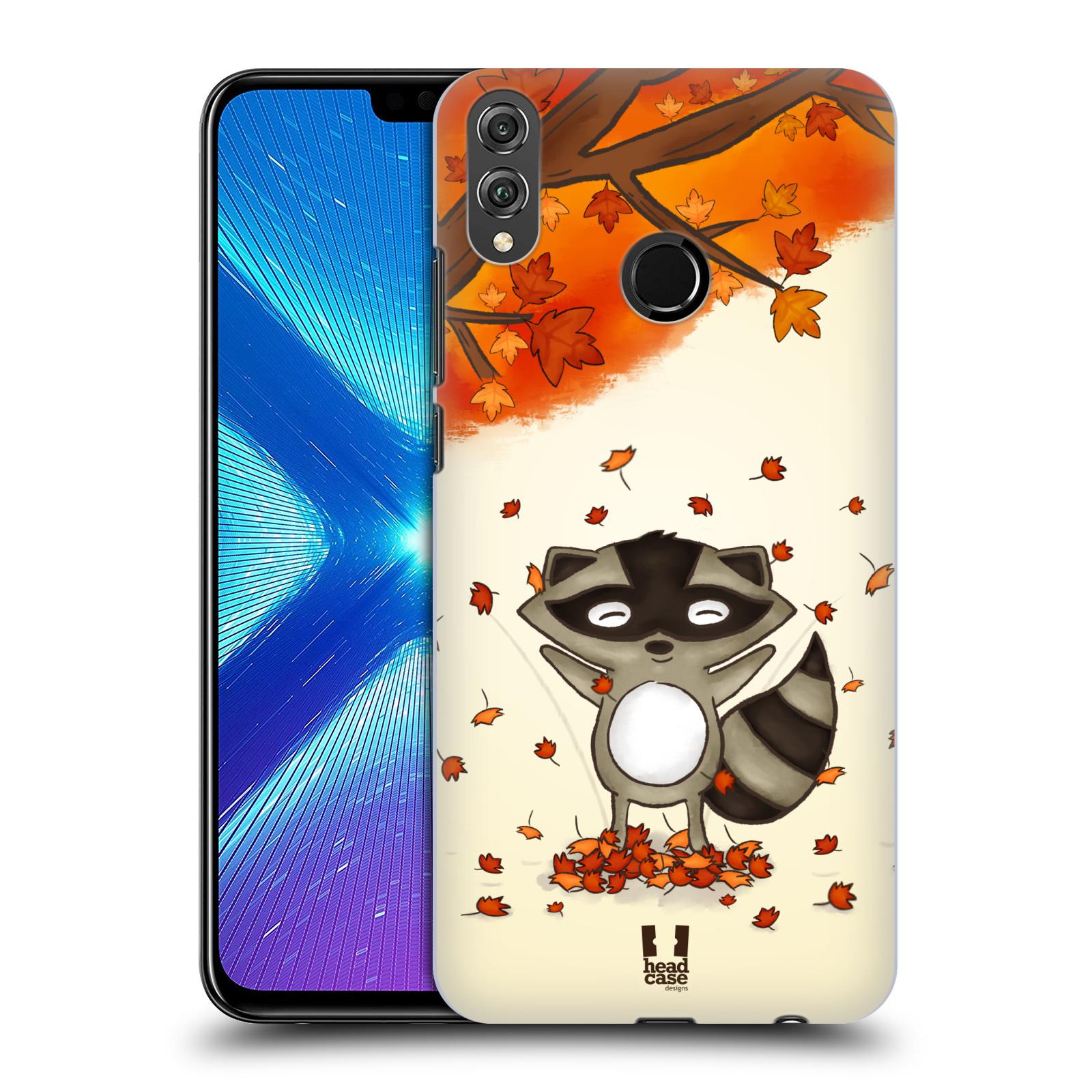 Plastové pouzdro na mobil Honor 8X - Head Case - PODZIMNÍ MÝVAL