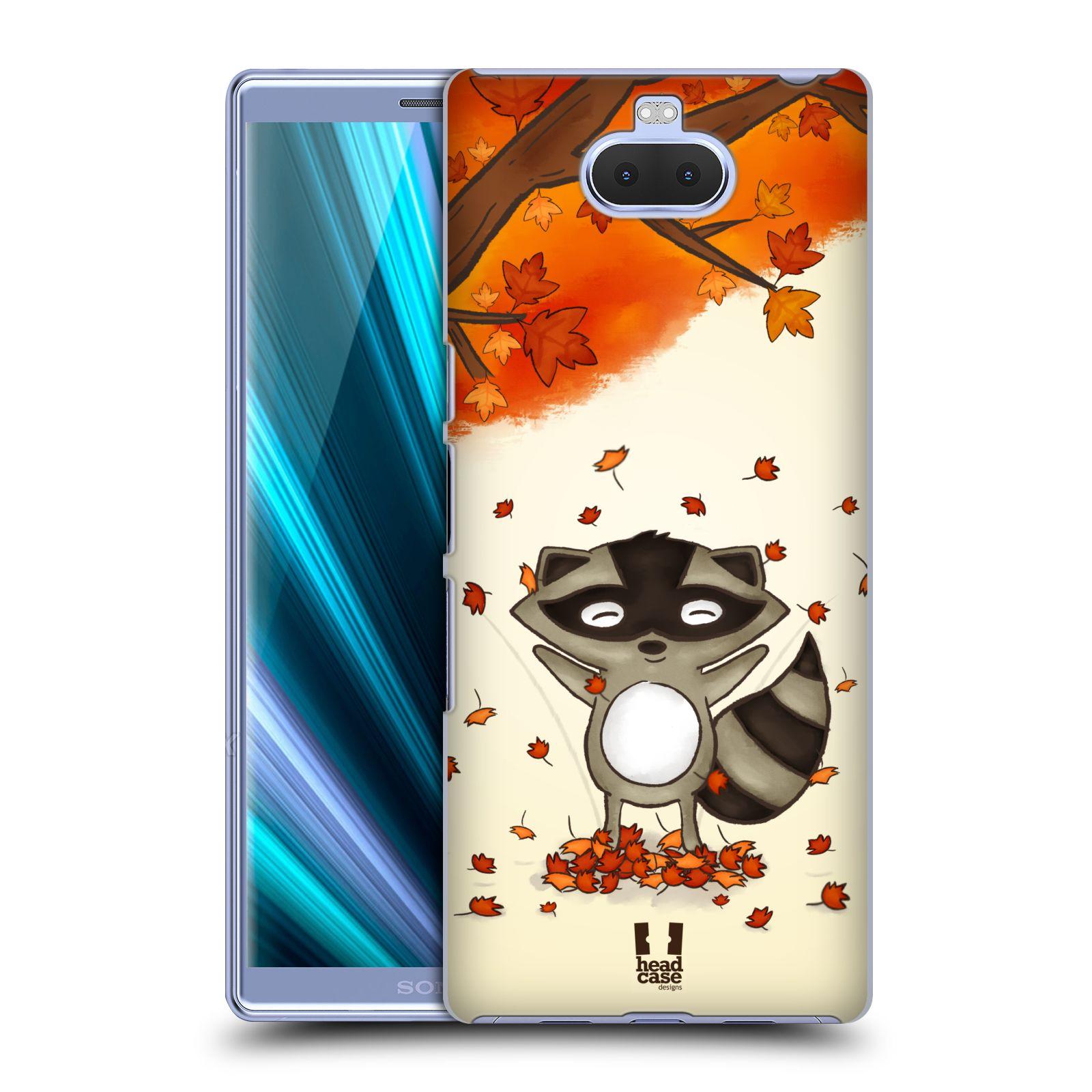 Plastové pouzdro na mobil Sony Xperia 10 - Head Case - PODZIMNÍ MÝVAL