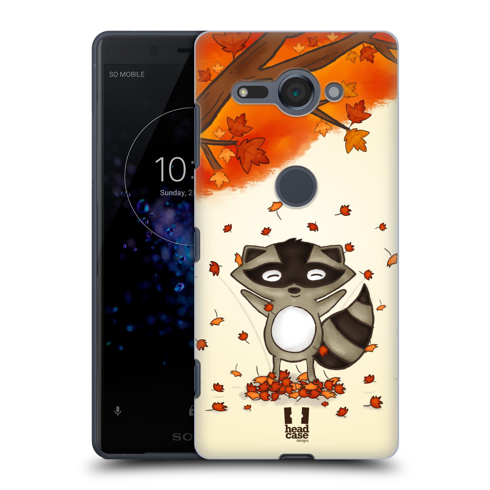 Plastové pouzdro na mobil Sony Xperia XZ2 Compact - Head Case - PODZIMNÍ MÝVAL
