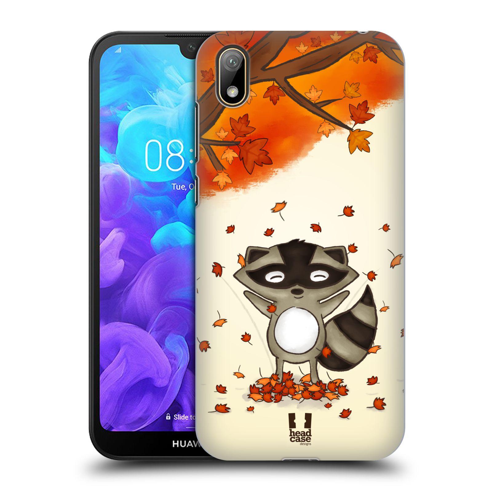 Plastové pouzdro na mobil Honor 8S - Head Case - PODZIMNÍ MÝVAL