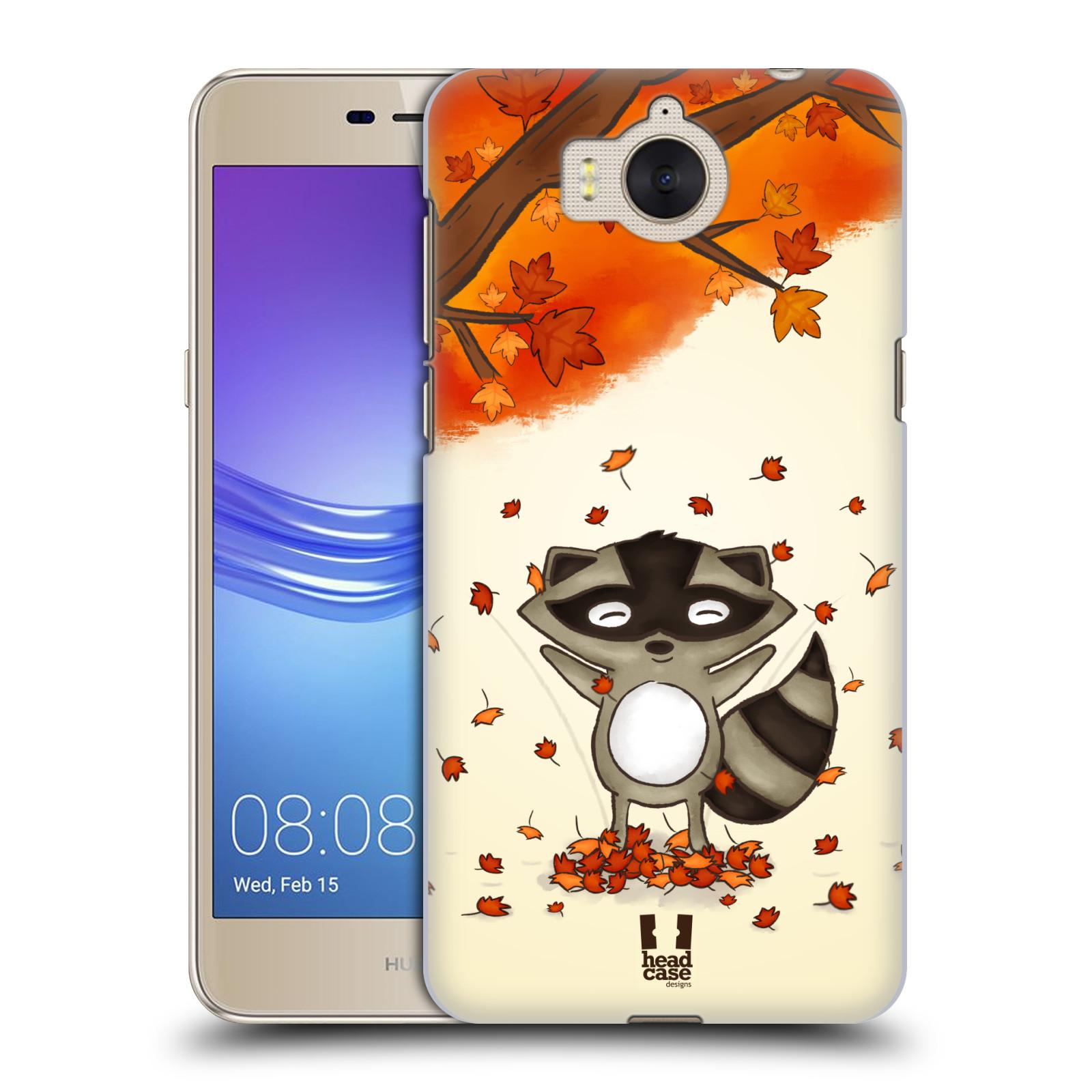 Plastové pouzdro na mobil Huawei Y6 2017 - Head Case - PODZIMNÍ MÝVAL