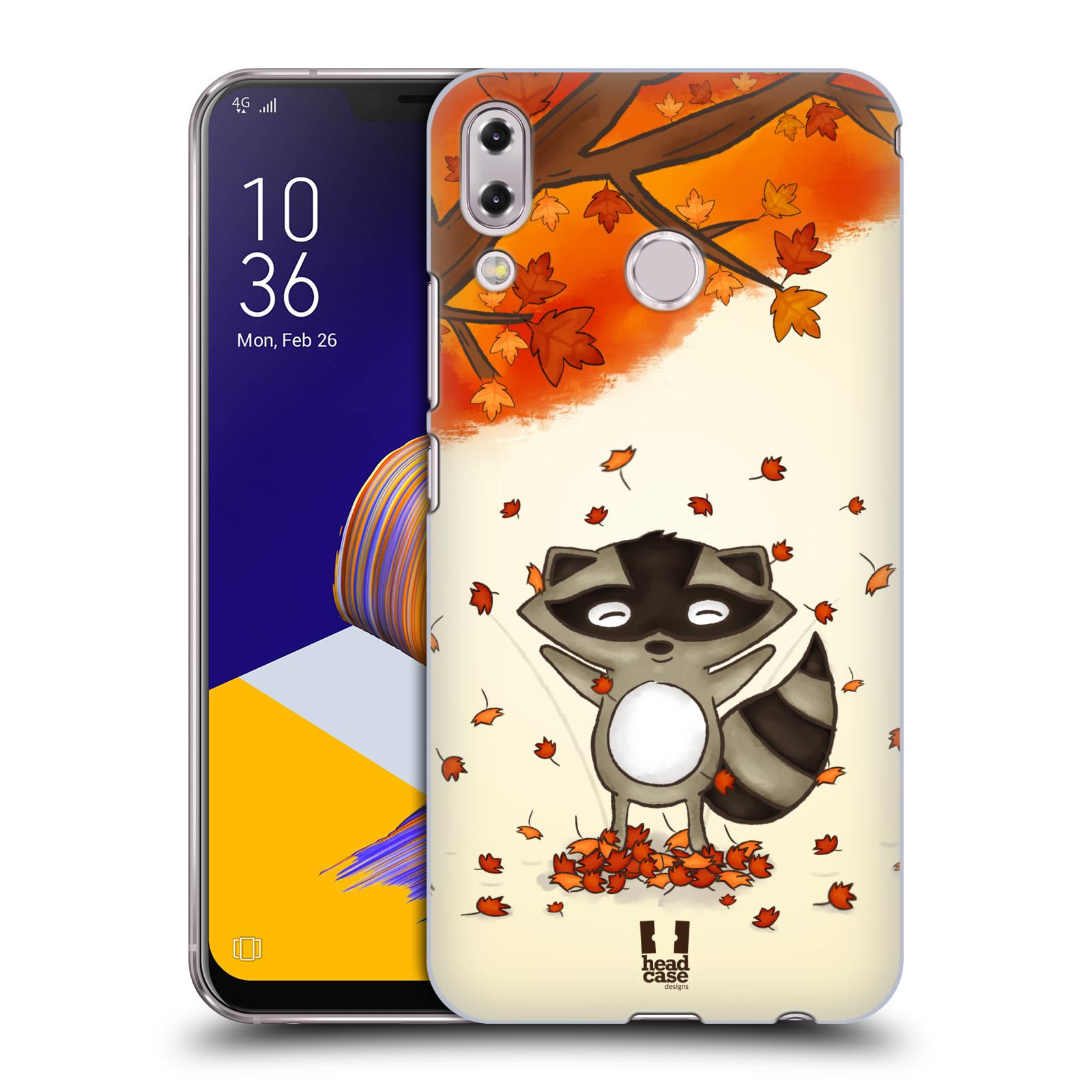 Plastové pouzdro na mobil Asus Zenfone 5z ZS620KL - Head Case - PODZIMNÍ MÝVAL