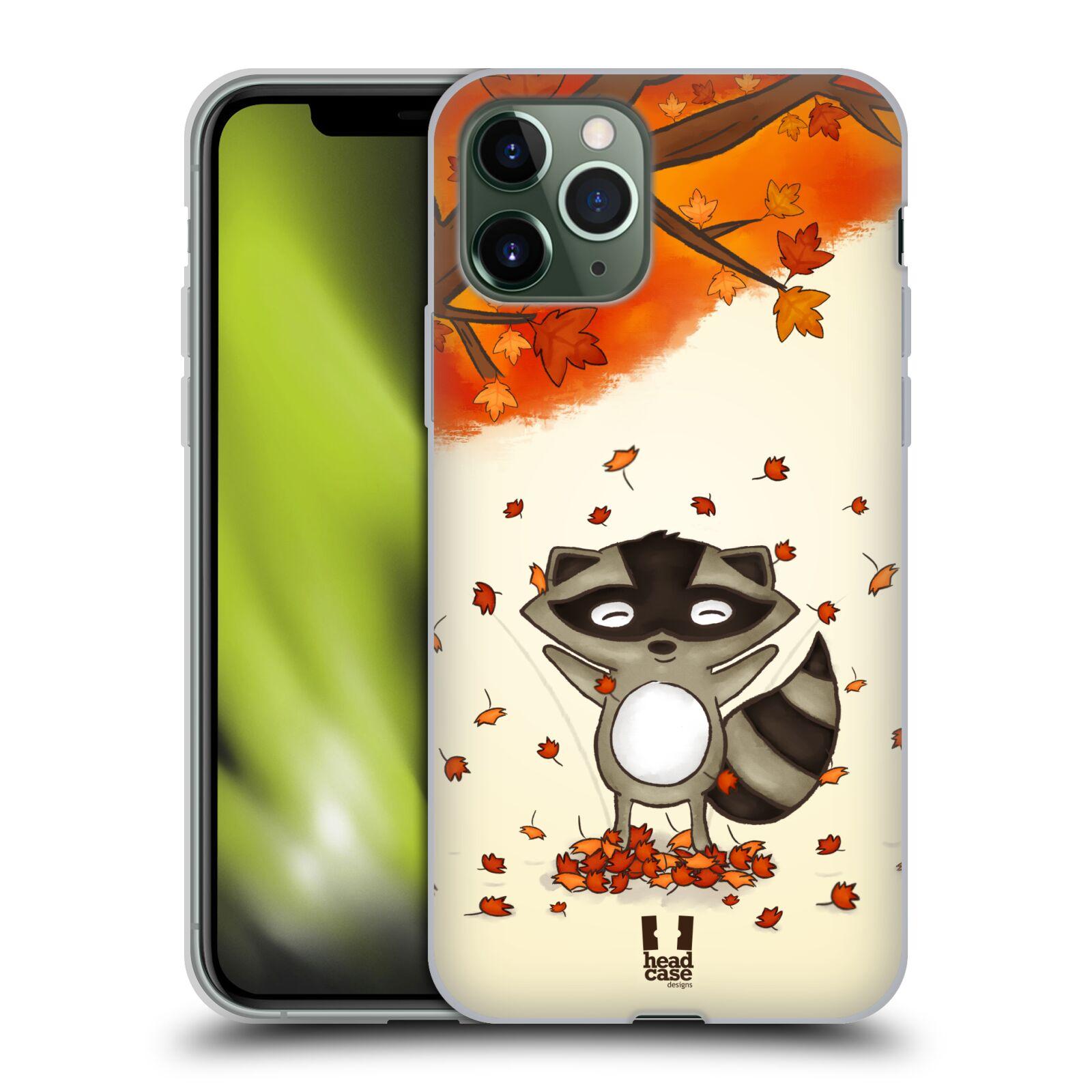 iphone 6s champion kryt , Silikonové pouzdro na mobil Apple iPhone 11 Pro - Head Case - PODZIMNÍ MÝVAL