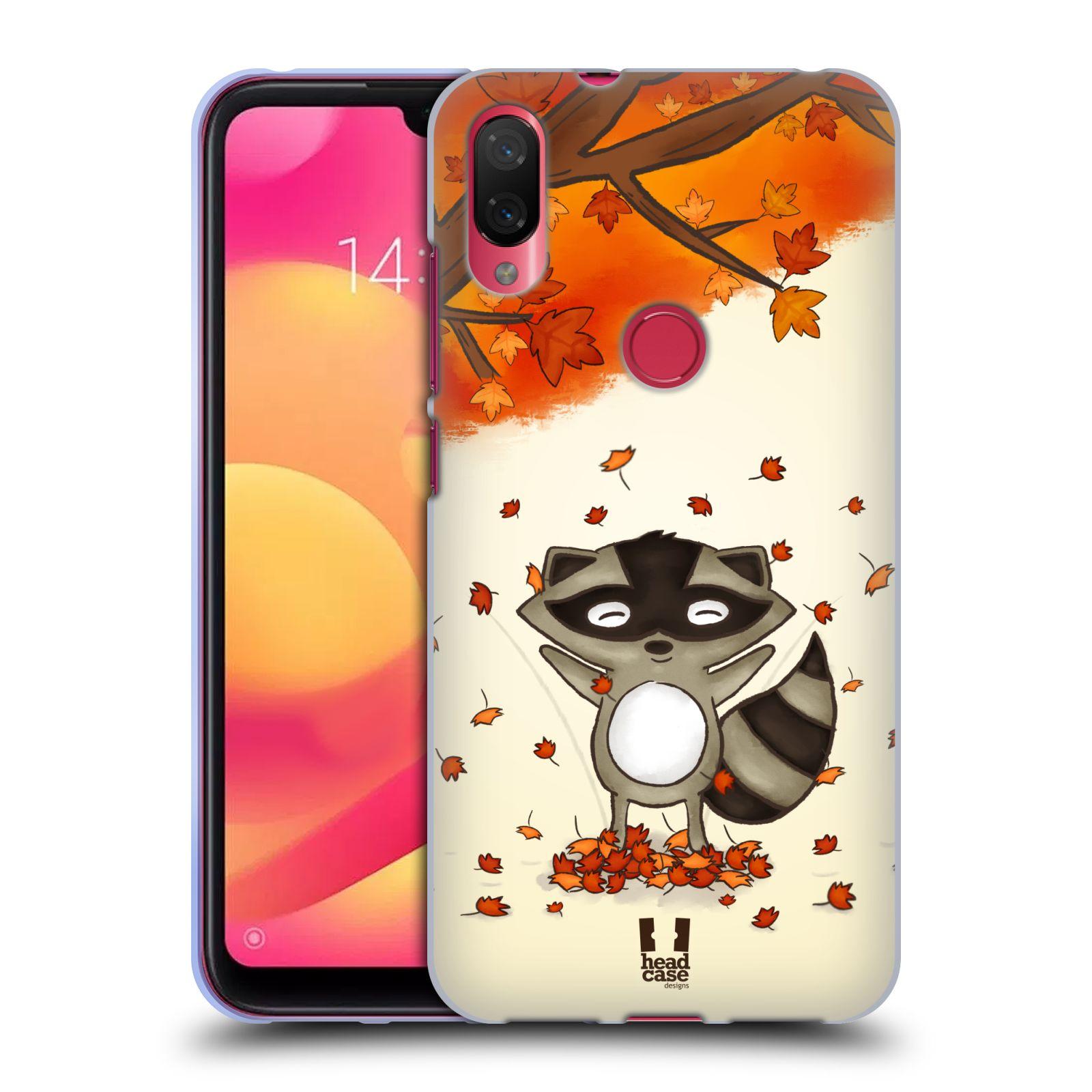 Silikonové pouzdro na mobil Xiaomi Mi Play - Head Case - PODZIMNÍ MÝVAL