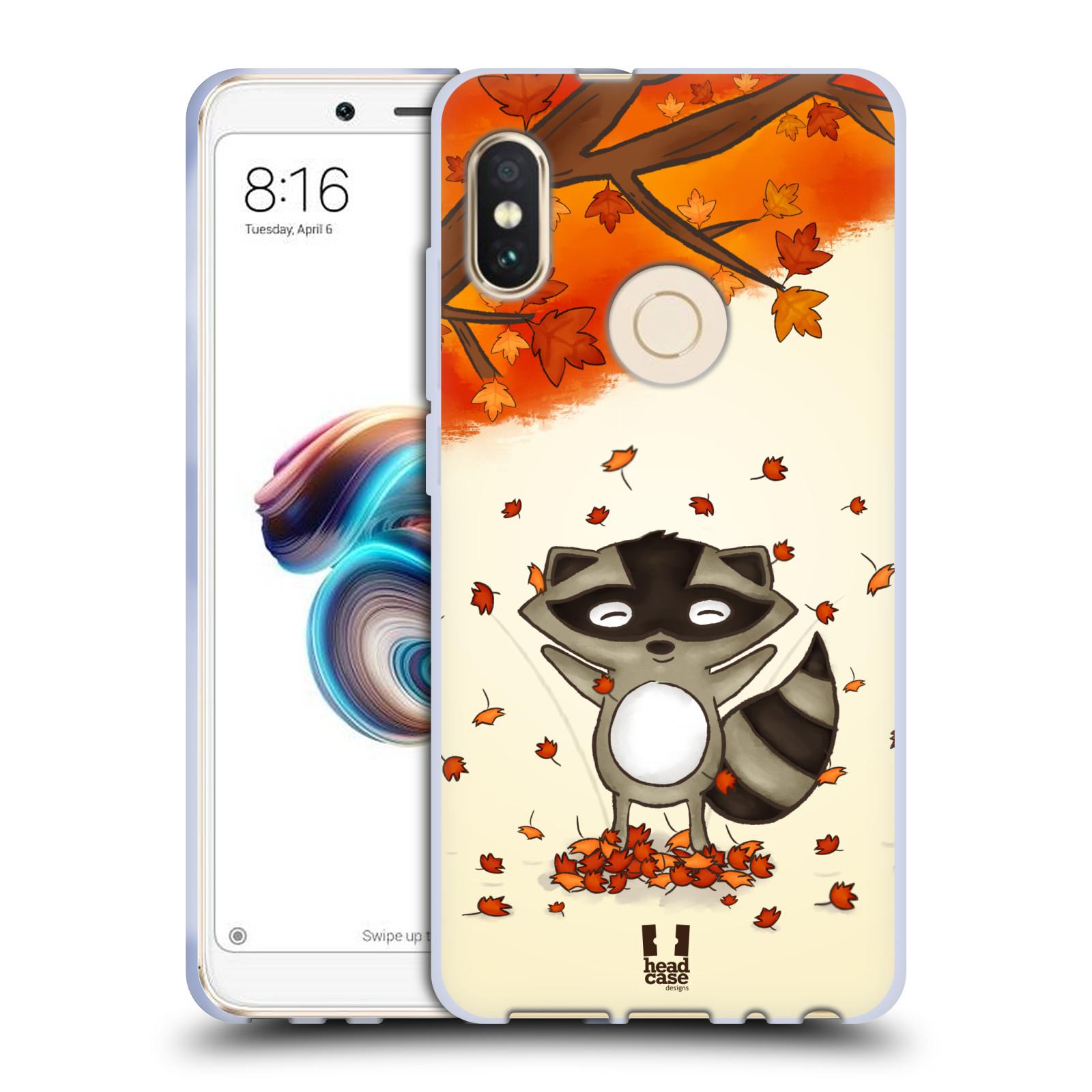 Silikonové pouzdro na mobil Xiaomi Redmi Note 5 - Head Case - PODZIMNÍ MÝVAL