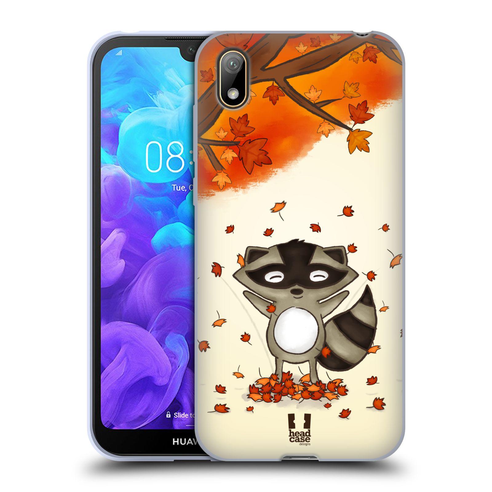 Silikonové pouzdro na mobil Huawei Y5 (2019) - Head Case - PODZIMNÍ MÝVAL
