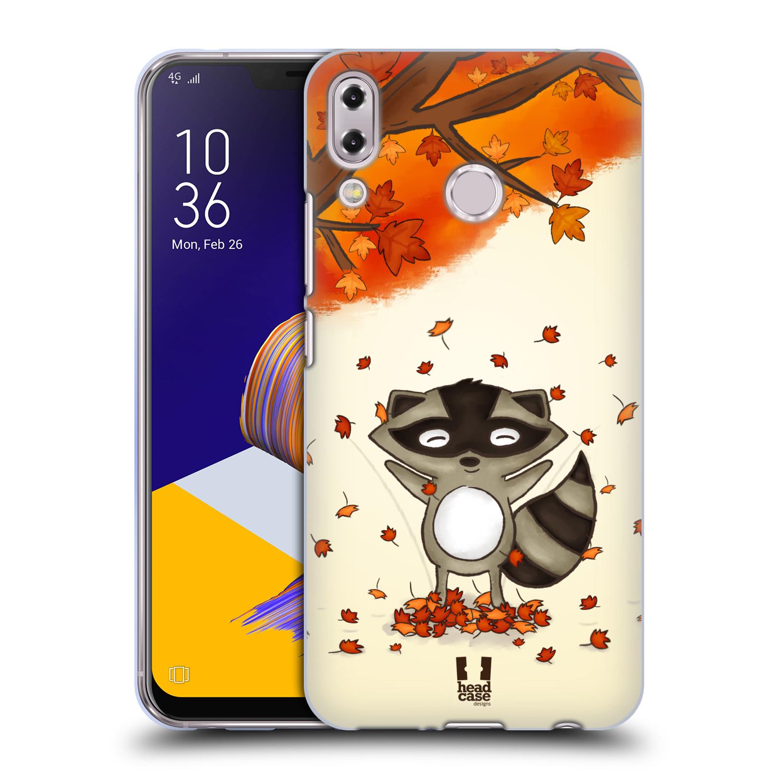 Silikonové pouzdro na mobil Asus ZenFone 5 ZE620KL - Head Case - PODZIMNÍ MÝVAL