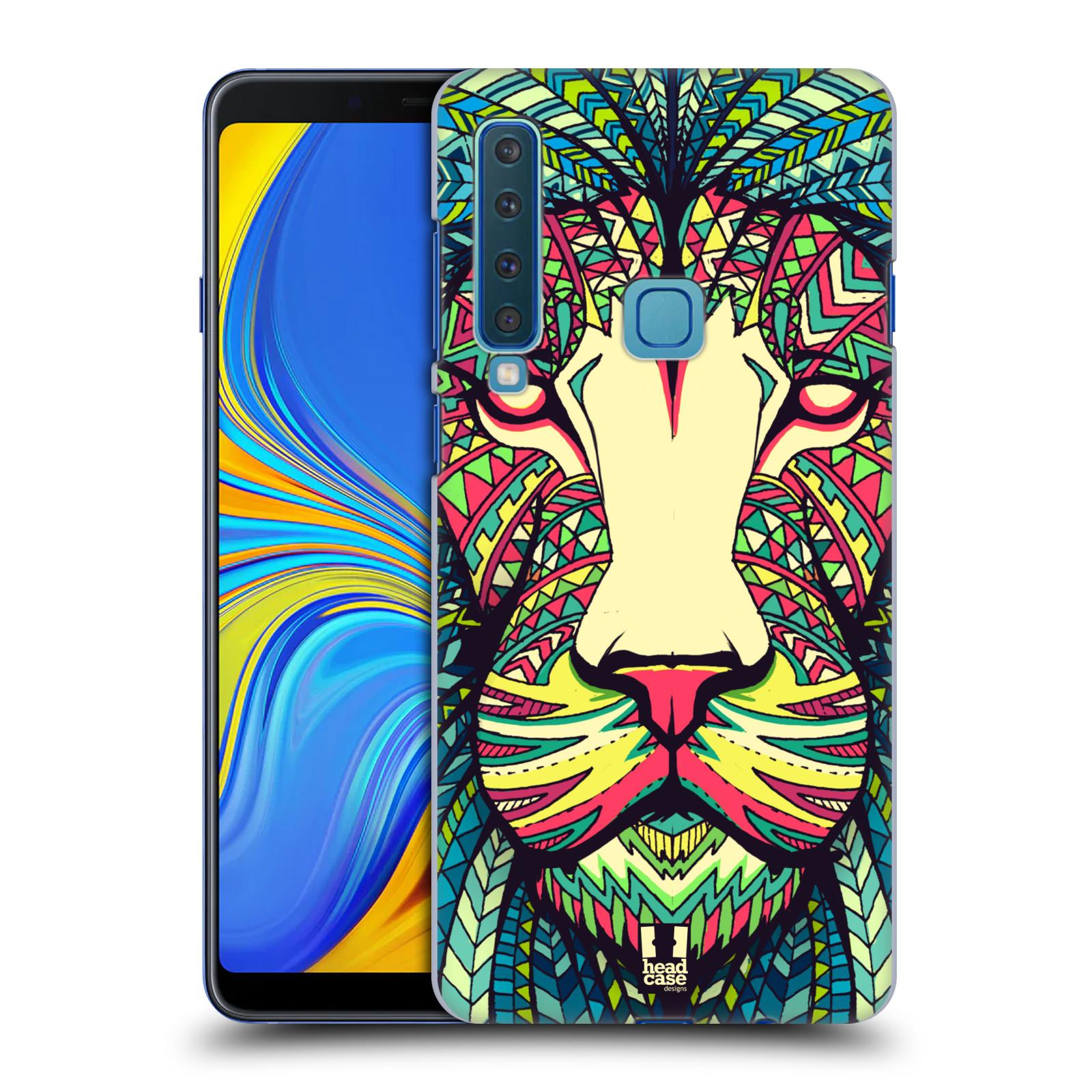 Plastové pouzdro na mobil Samsung Galaxy A9 (2018) - Head Case - AZTEC LEV