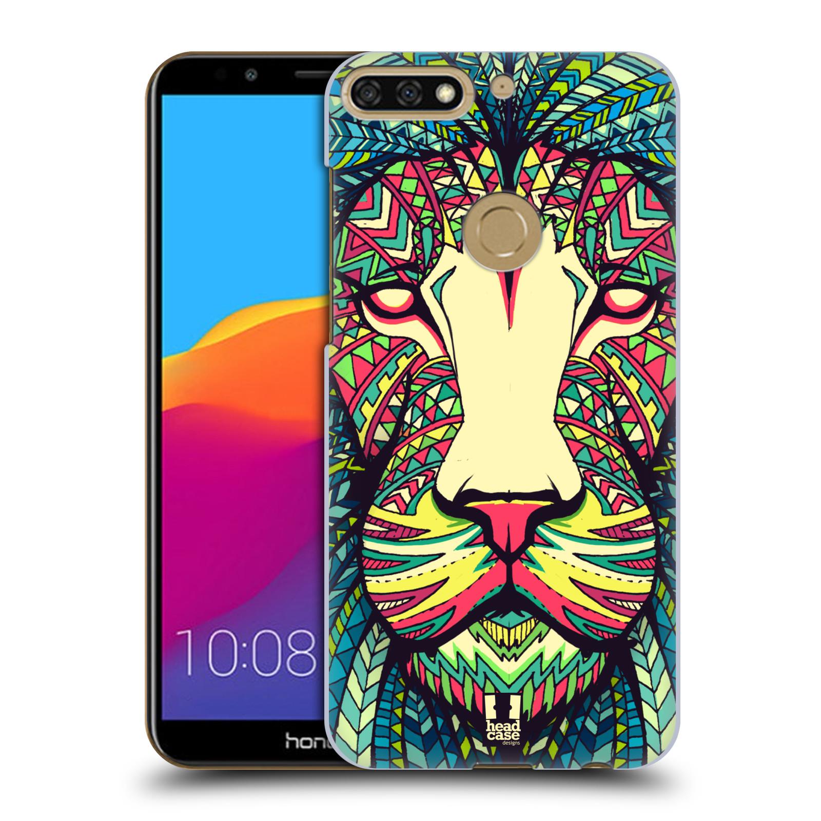 Plastové pouzdro na mobil Huawei Y7 Prime 2018 - Head Case - AZTEC LEV