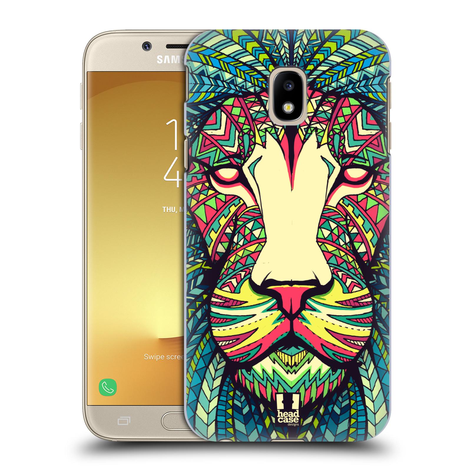 Plastové pouzdro na mobil Samsung Galaxy J3 (2017) - Head Case - AZTEC LEV