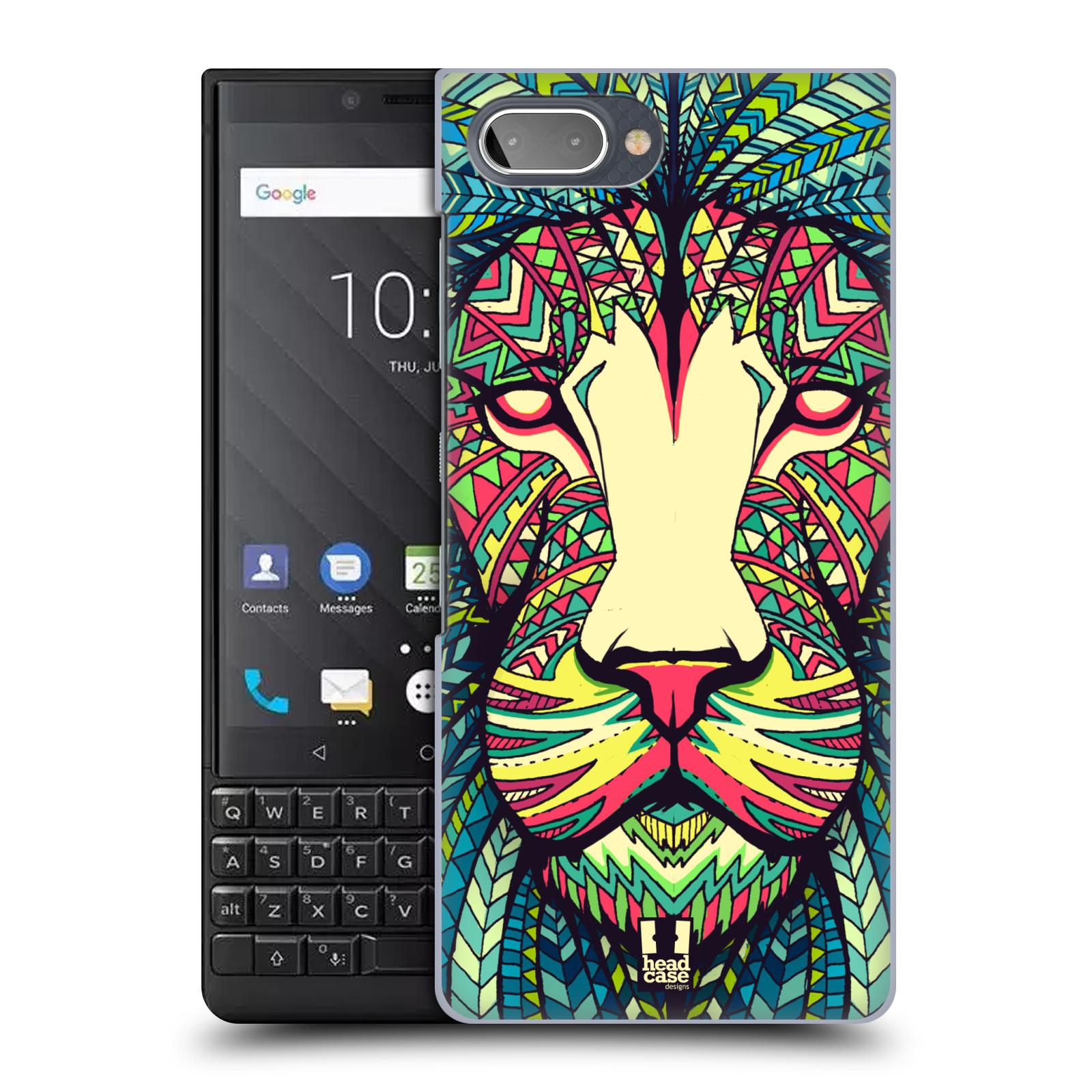 Plastové pouzdro na mobil Blackberry Key 2 - Head Case - AZTEC LEV