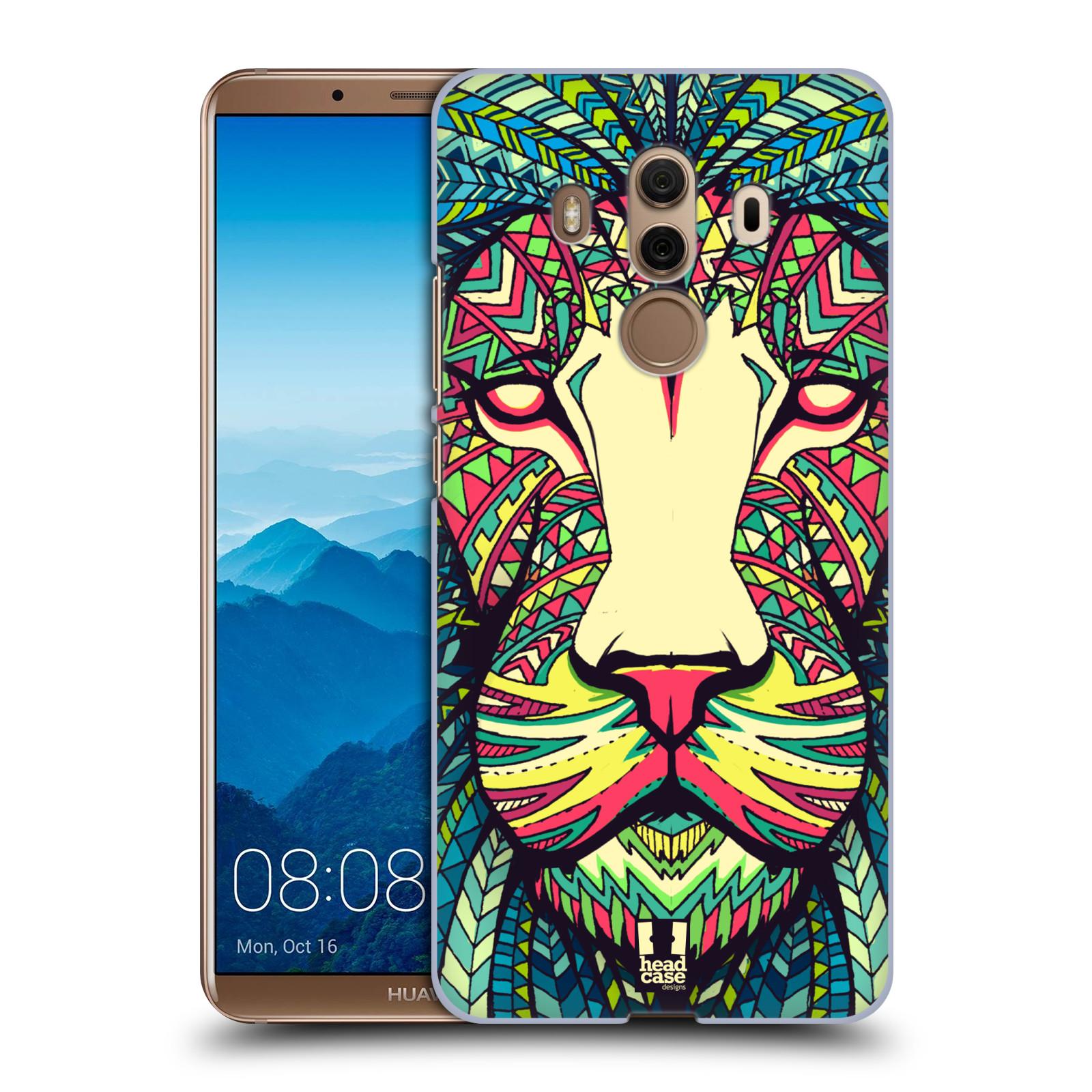 Plastové pouzdro na mobil Huawei Mate 10 Pro - Head Case - AZTEC LEV
