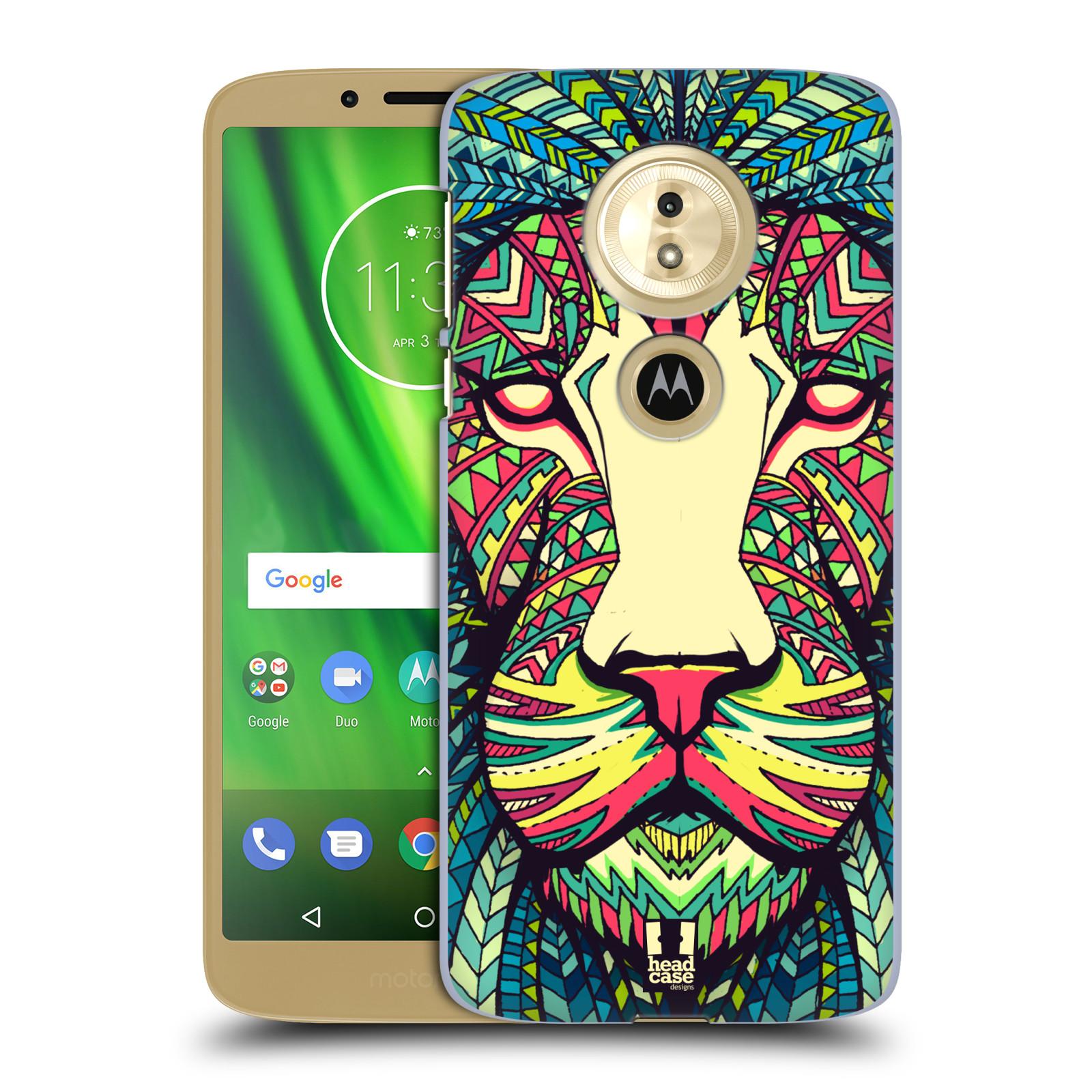 Plastové pouzdro na mobil Motorola Moto G6 Play - Head Case - AZTEC LEV