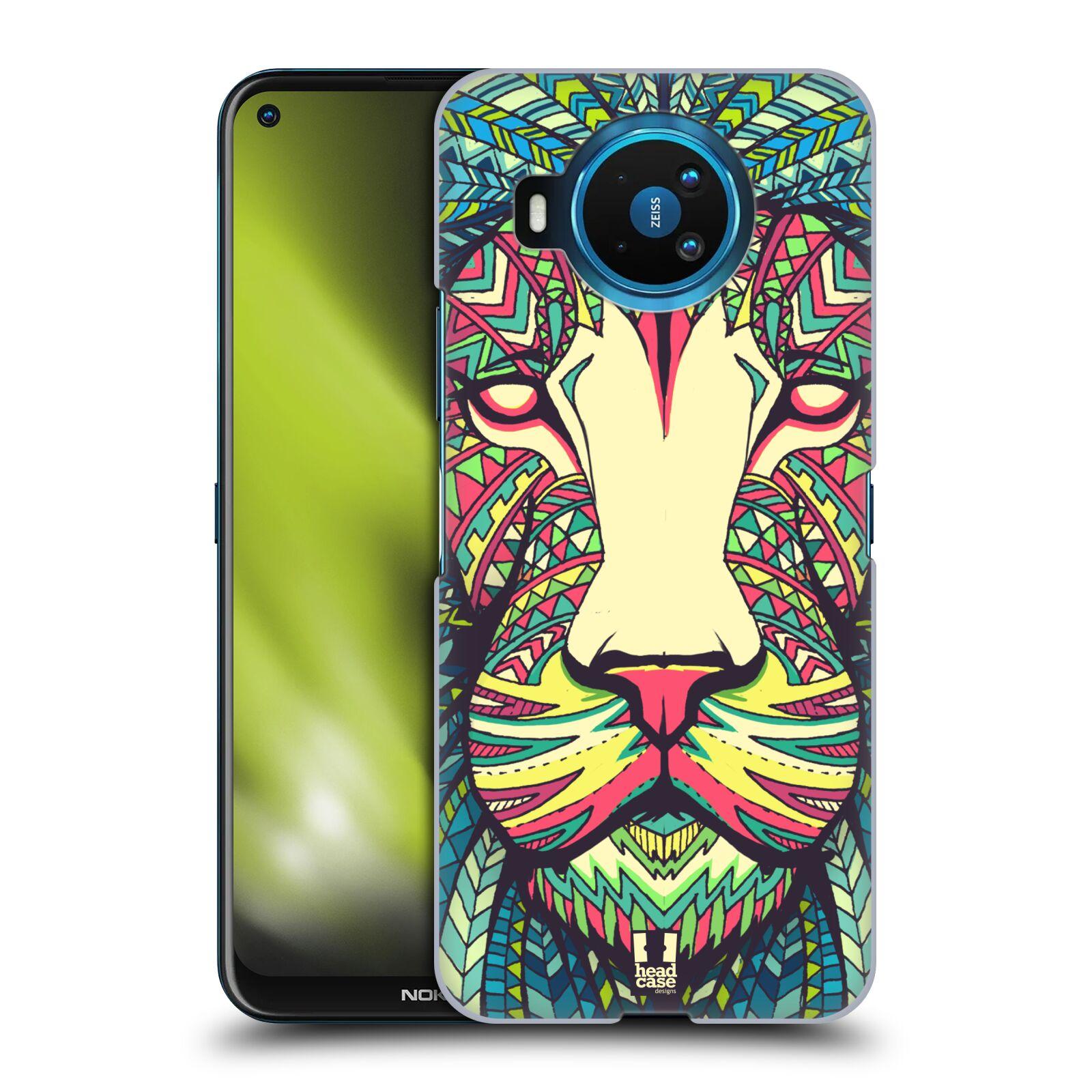 Plastové pouzdro na mobil Nokia 8.3 5G - Head Case - AZTEC LEV