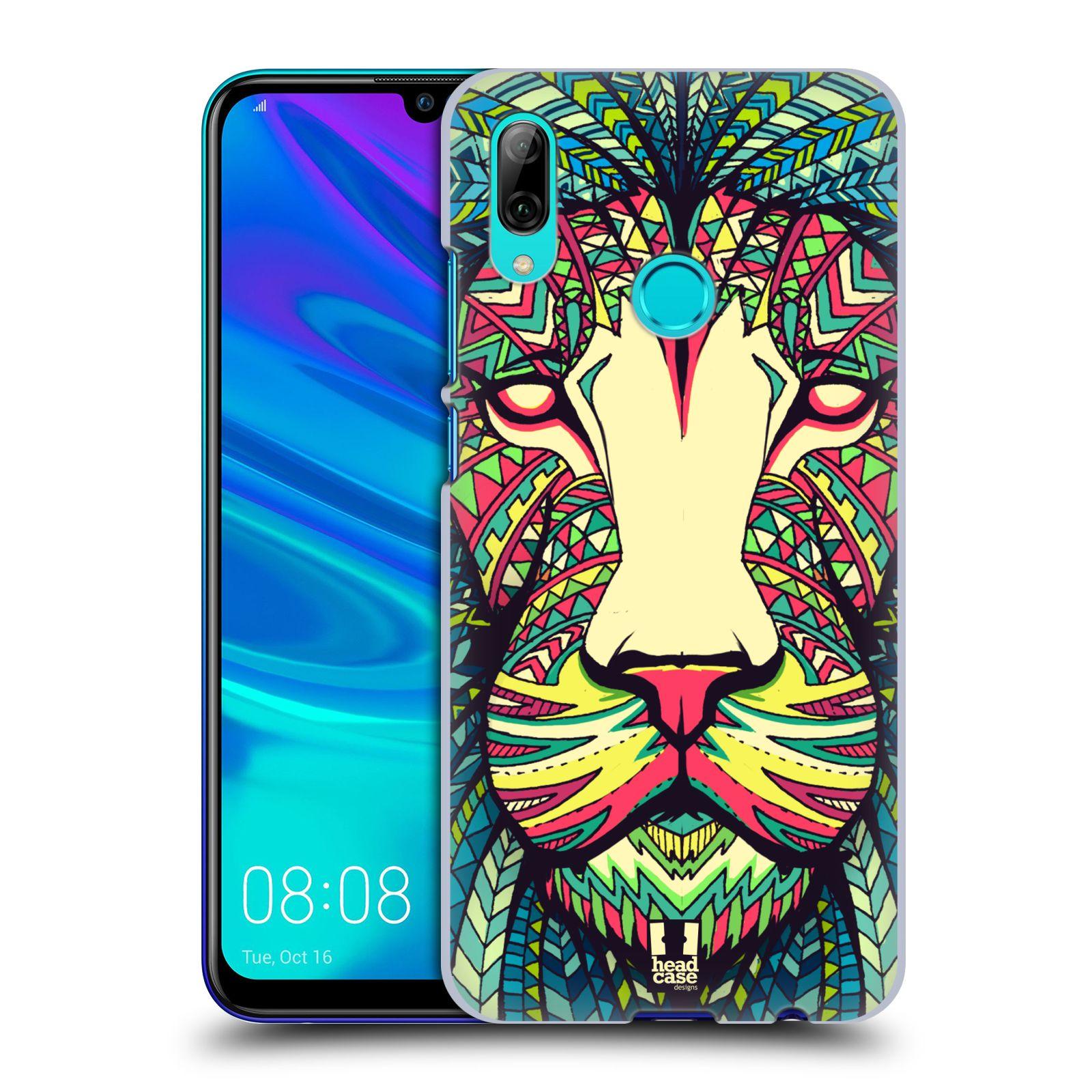 Plastové pouzdro na mobil Huawei P Smart (2019) - Head Case - AZTEC LEV