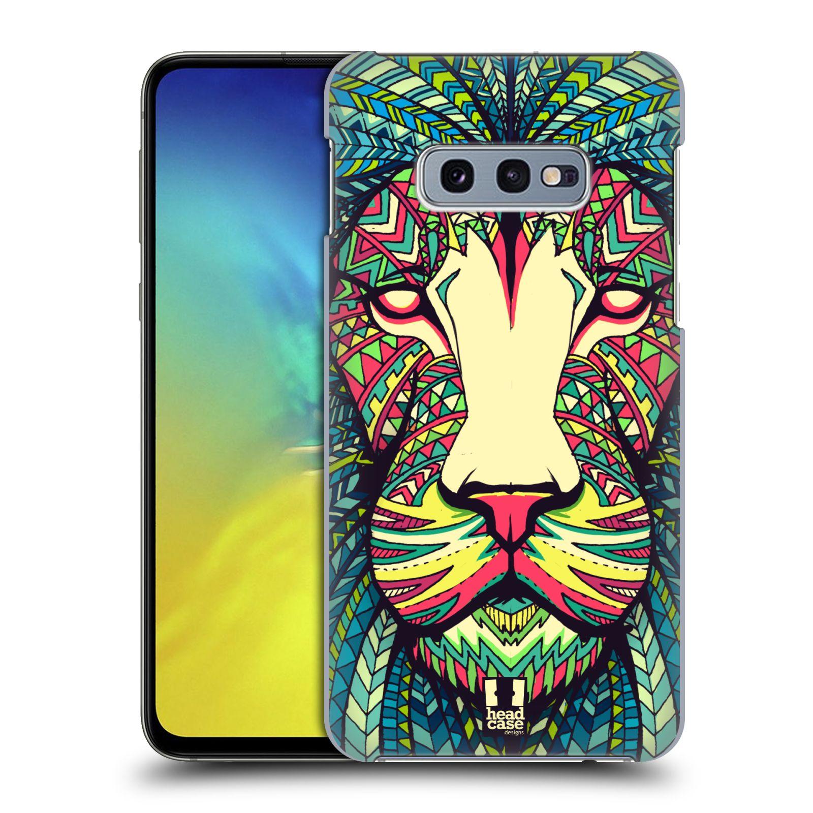 Plastové pouzdro na mobil Samsung Galaxy S10e - Head Case - AZTEC LEV