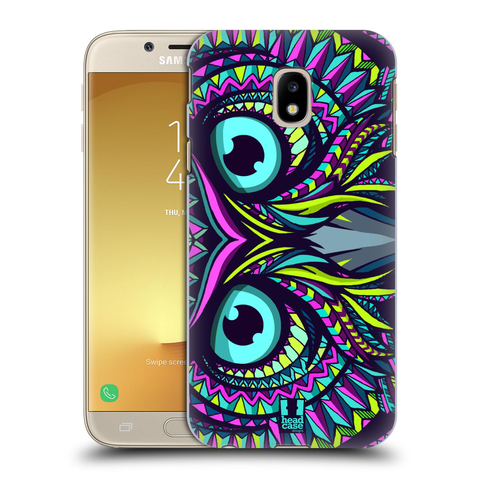 Plastové pouzdro na mobil Samsung Galaxy J3 (2017) - Head Case - AZTEC SOVA
