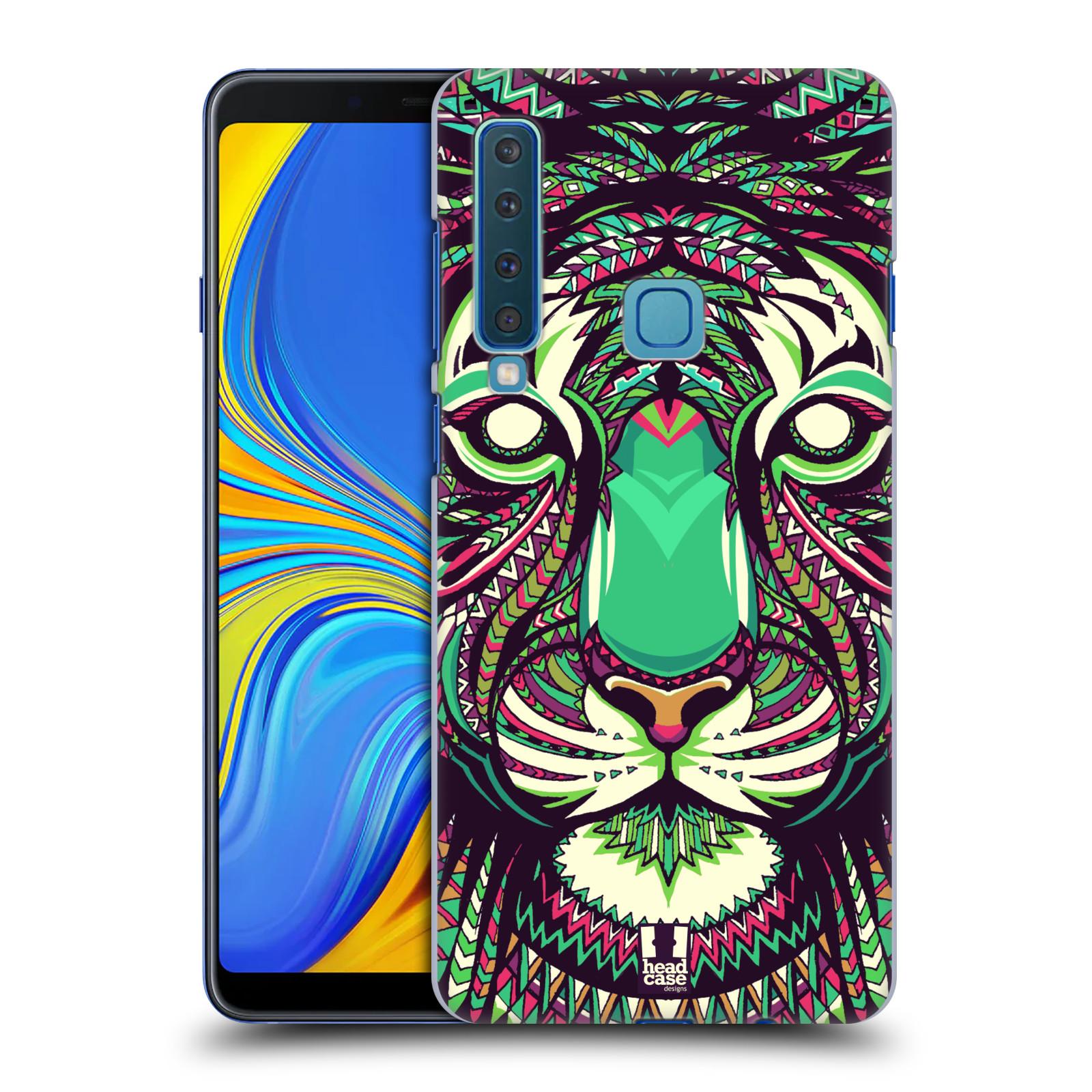Plastové pouzdro na mobil Samsung Galaxy A9 (2018) - Head Case - AZTEC TYGR
