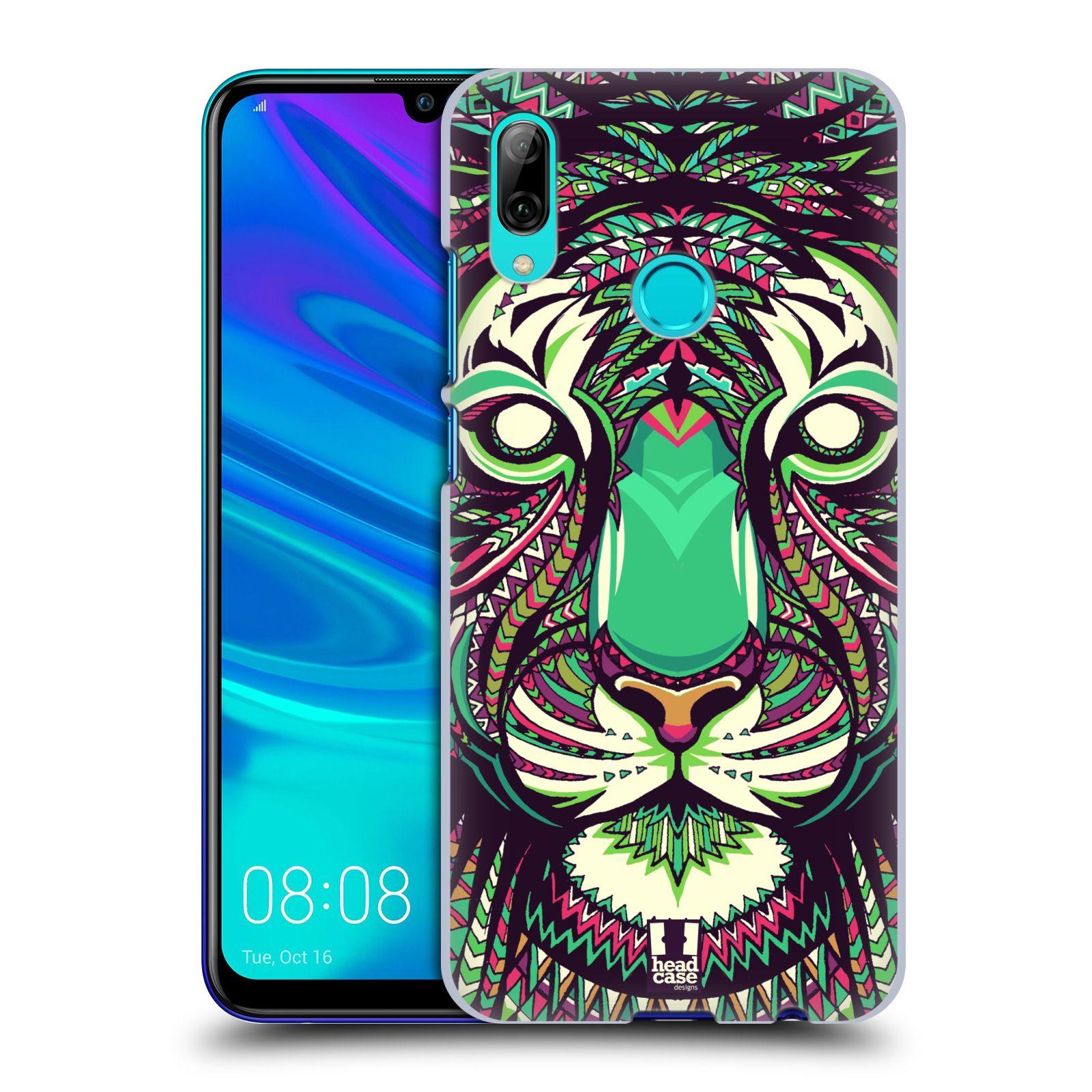 Plastové pouzdro na mobil Huawei P Smart (2019) - Head Case - AZTEC TYGR
