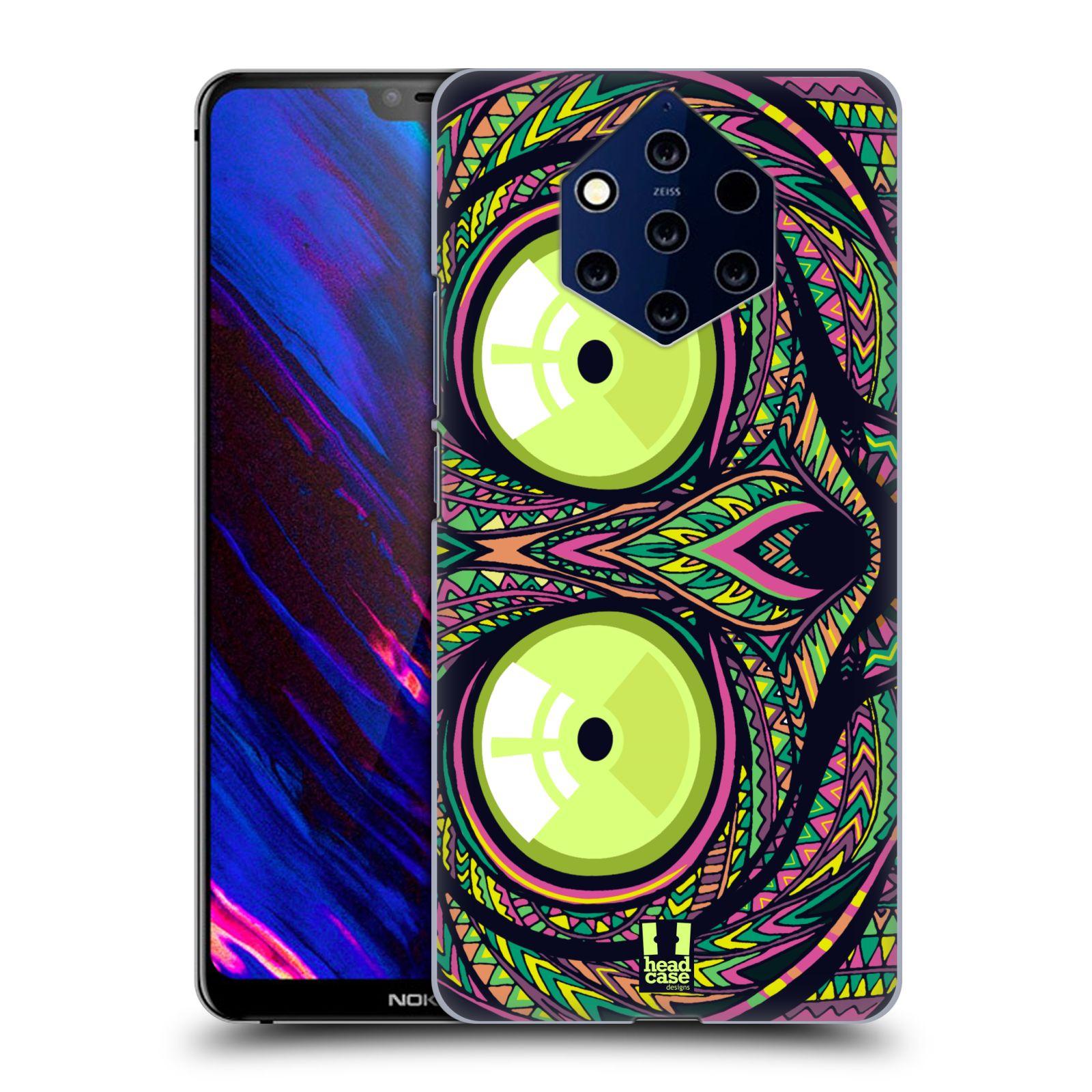 Plastové pouzdro na mobil Nokia 9 PureView - Head Case - AZTEC NÁRTOUN