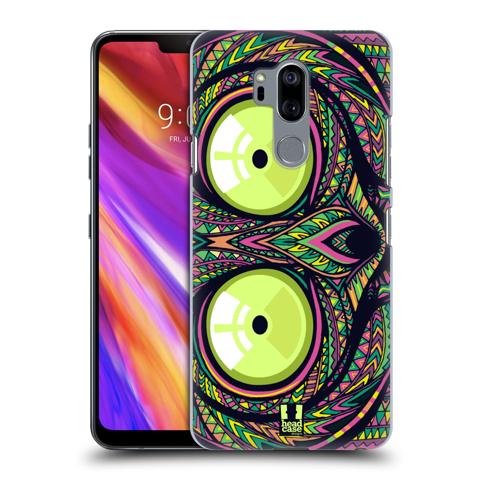 Plastové pouzdro na mobil LG G7 ThinQ - Head Case - AZTEC NÁRTOUN