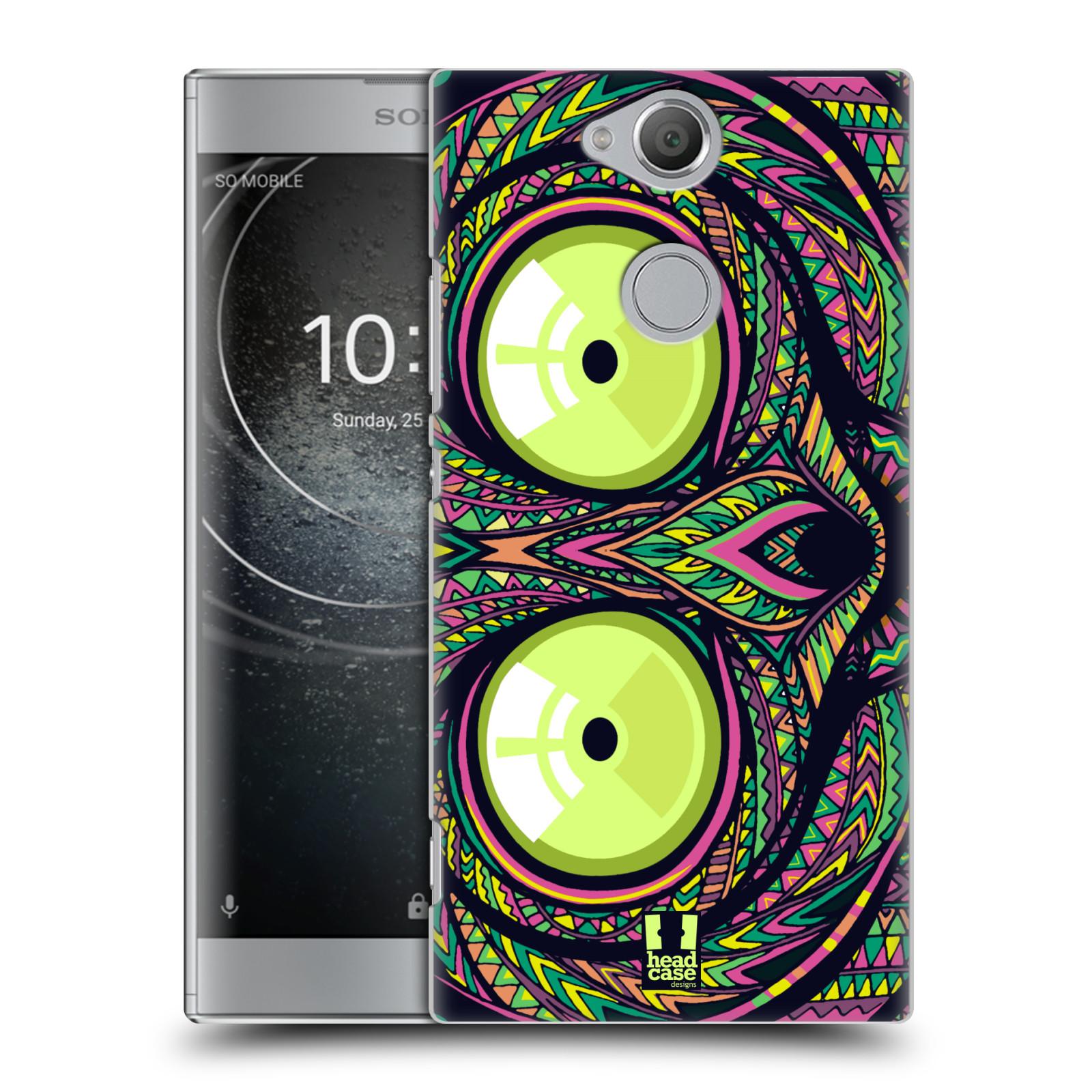 Plastové pouzdro na mobil Sony Xperia XA2 - Head Case - AZTEC NÁRTOUN