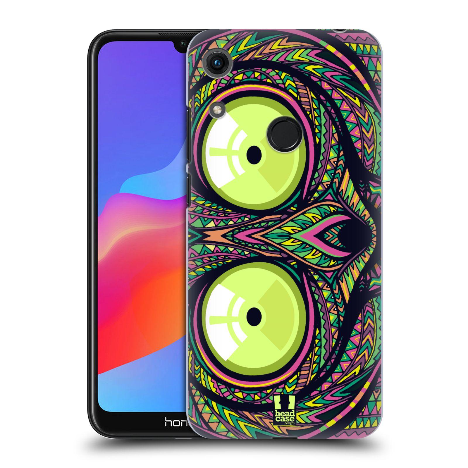 Plastové pouzdro na mobil Honor 8A - Head Case - AZTEC NÁRTOUN