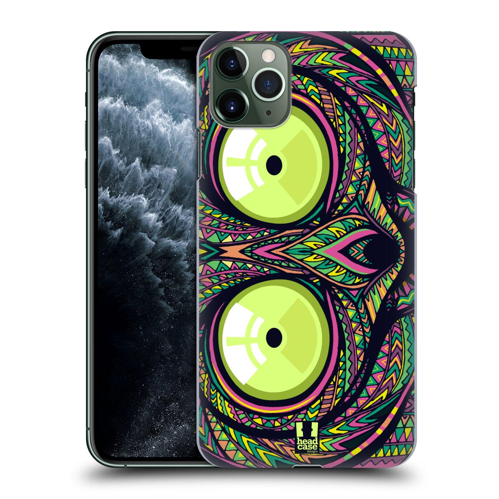 Plastové pouzdro na mobil Apple iPhone 11 Pro Max - Head Case - AZTEC NÁRTOUN