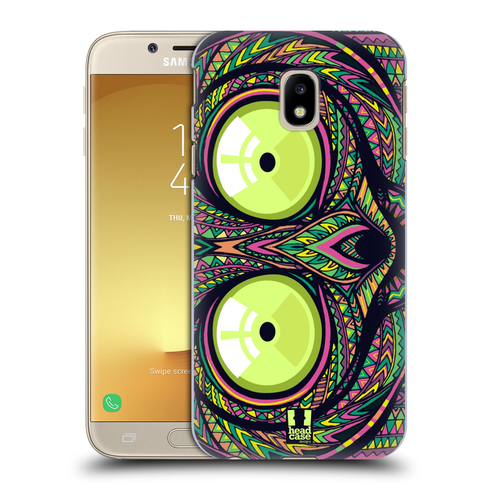 Plastové pouzdro na mobil Samsung Galaxy J3 (2017) - Head Case - AZTEC NÁRTOUN