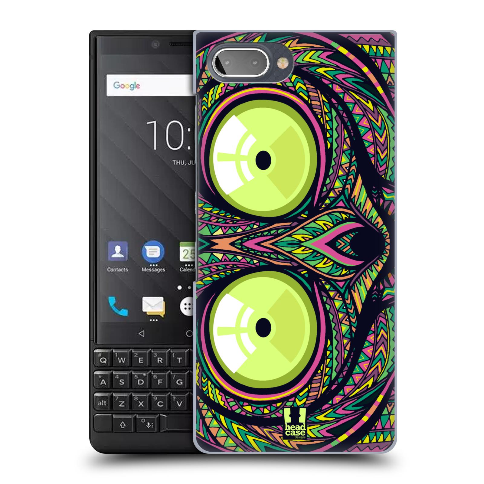 Plastové pouzdro na mobil Blackberry Key 2 - Head Case - AZTEC NÁRTOUN
