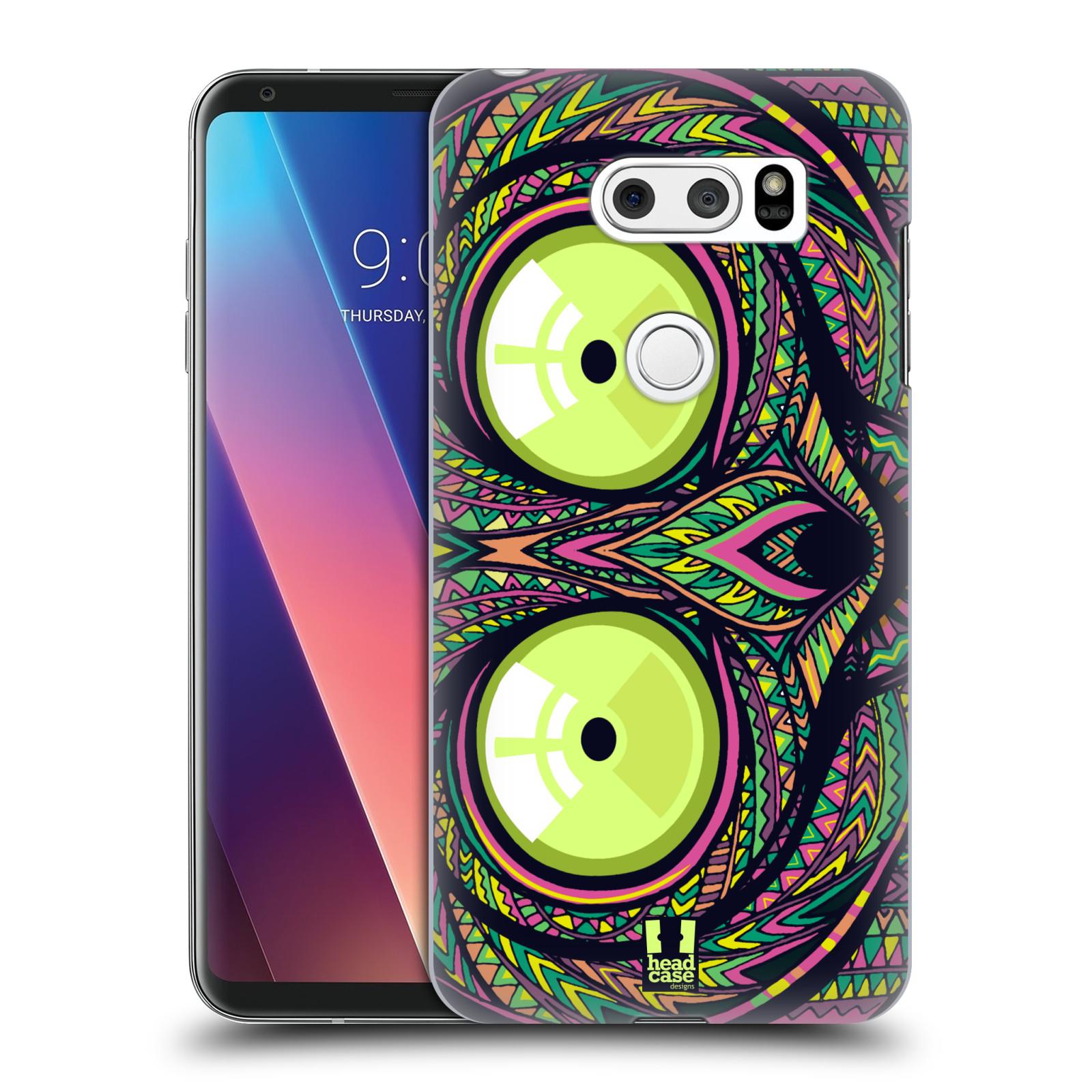Plastové pouzdro na mobil LG V30 - Head Case - AZTEC NÁRTOUN
