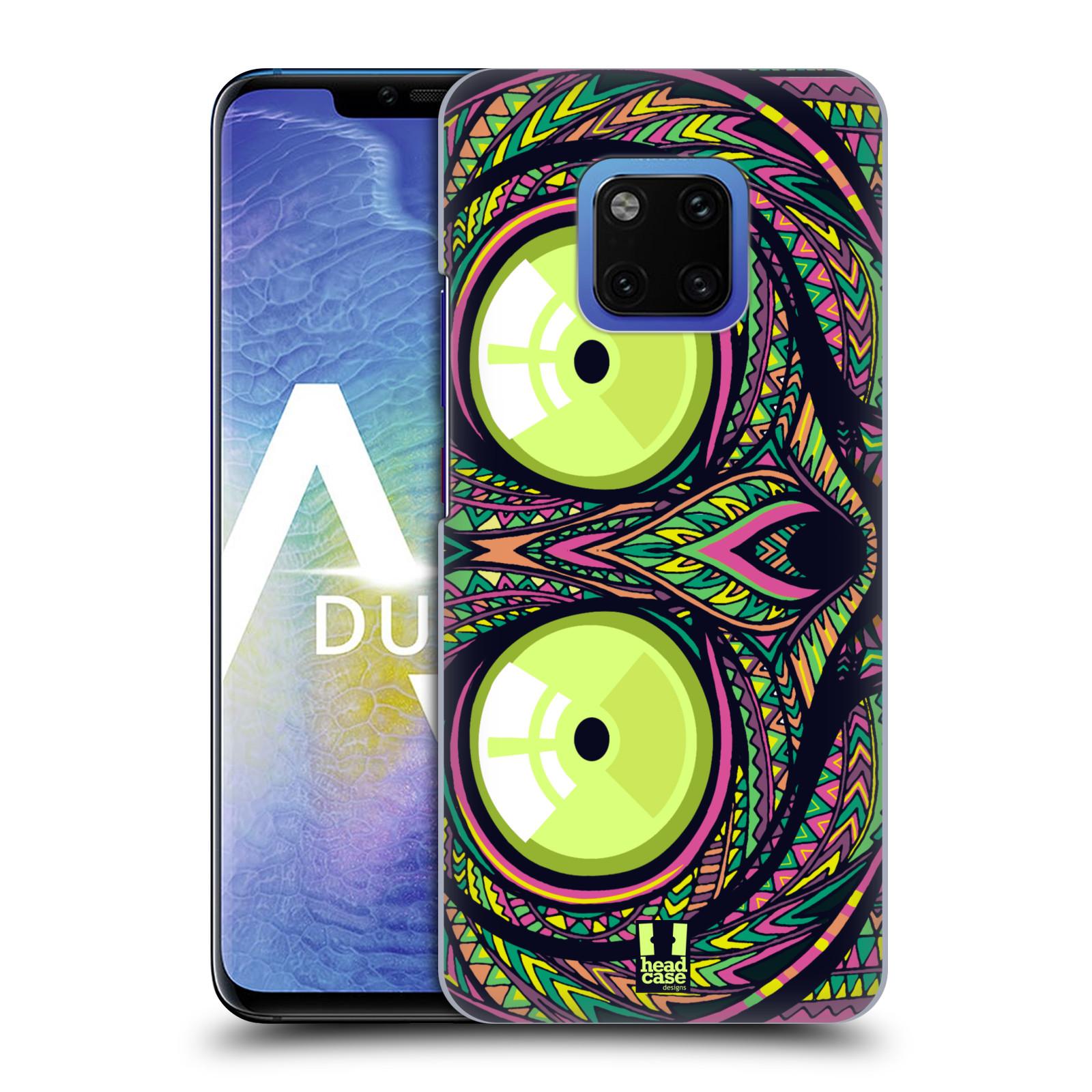 Plastové pouzdro na mobil Huawei Mate 20 Pro - Head Case - AZTEC NÁRTOUN
