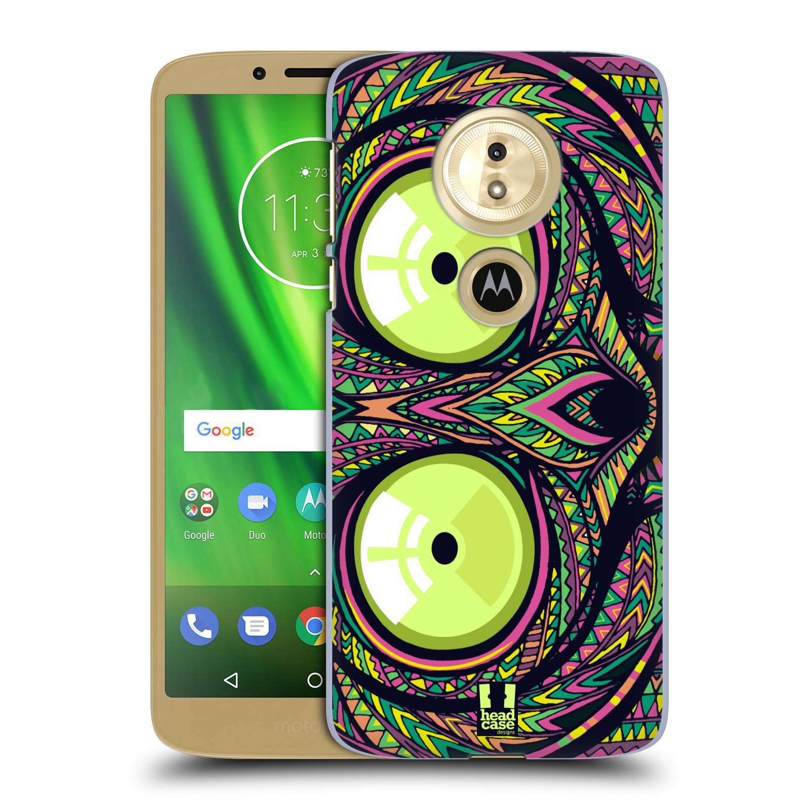 Plastové pouzdro na mobil Motorola Moto G6 Play - Head Case - AZTEC NÁRTOUN