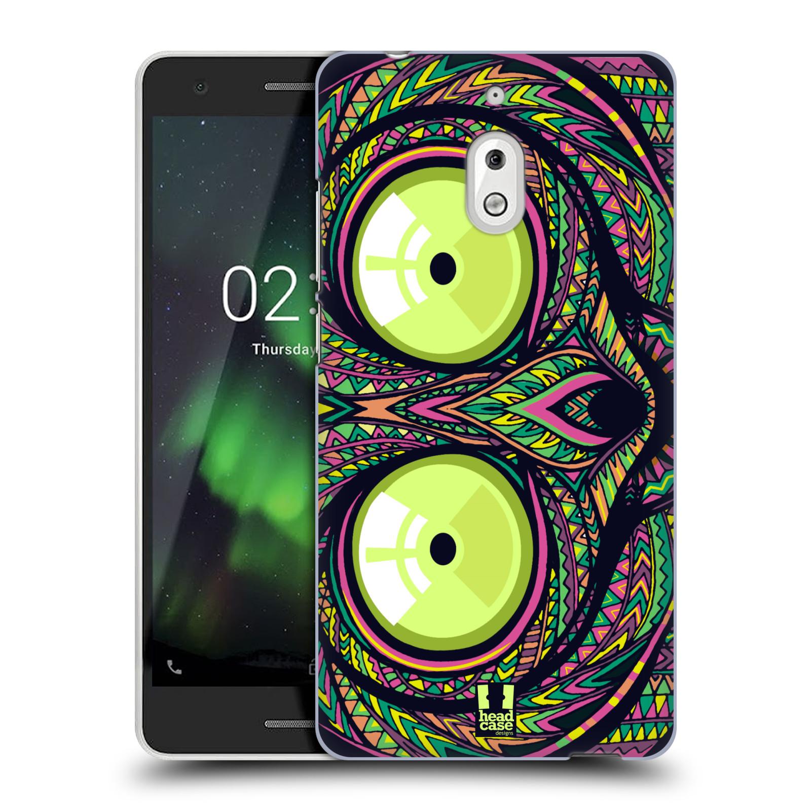 Plastové pouzdro na mobil Nokia 2.1 - Head Case - AZTEC NÁRTOUN