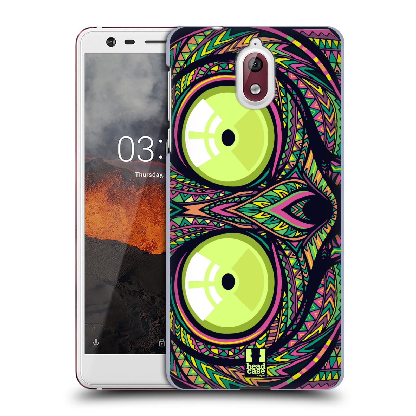 Plastové pouzdro na mobil Nokia 3.1 - Head Case - AZTEC NÁRTOUN