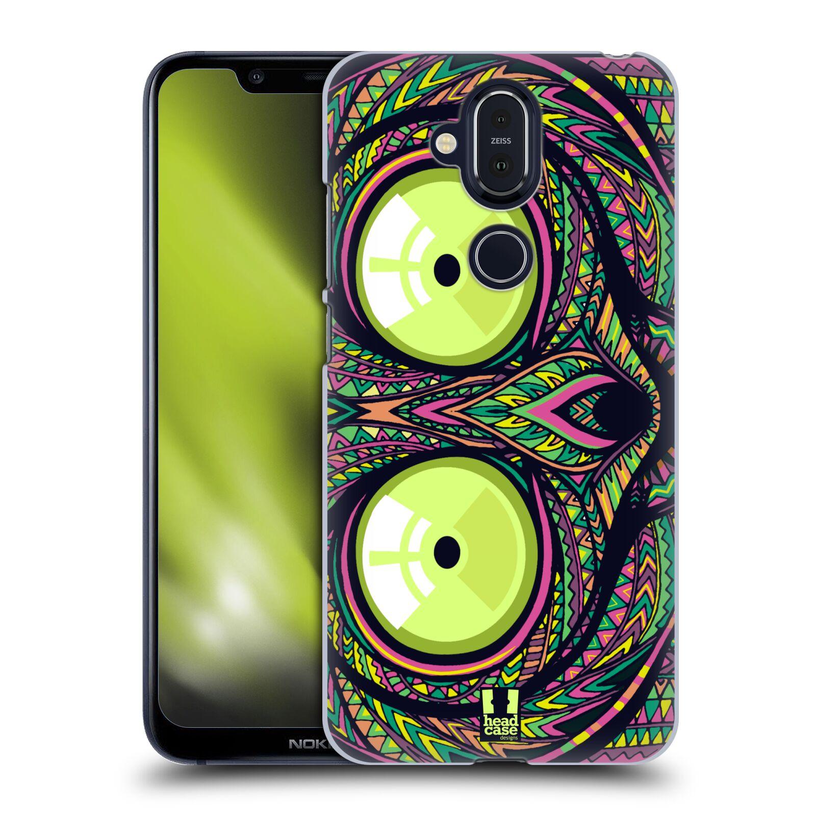 Plastové pouzdro na mobil Nokia 8.1 - Head Case - AZTEC NÁRTOUN