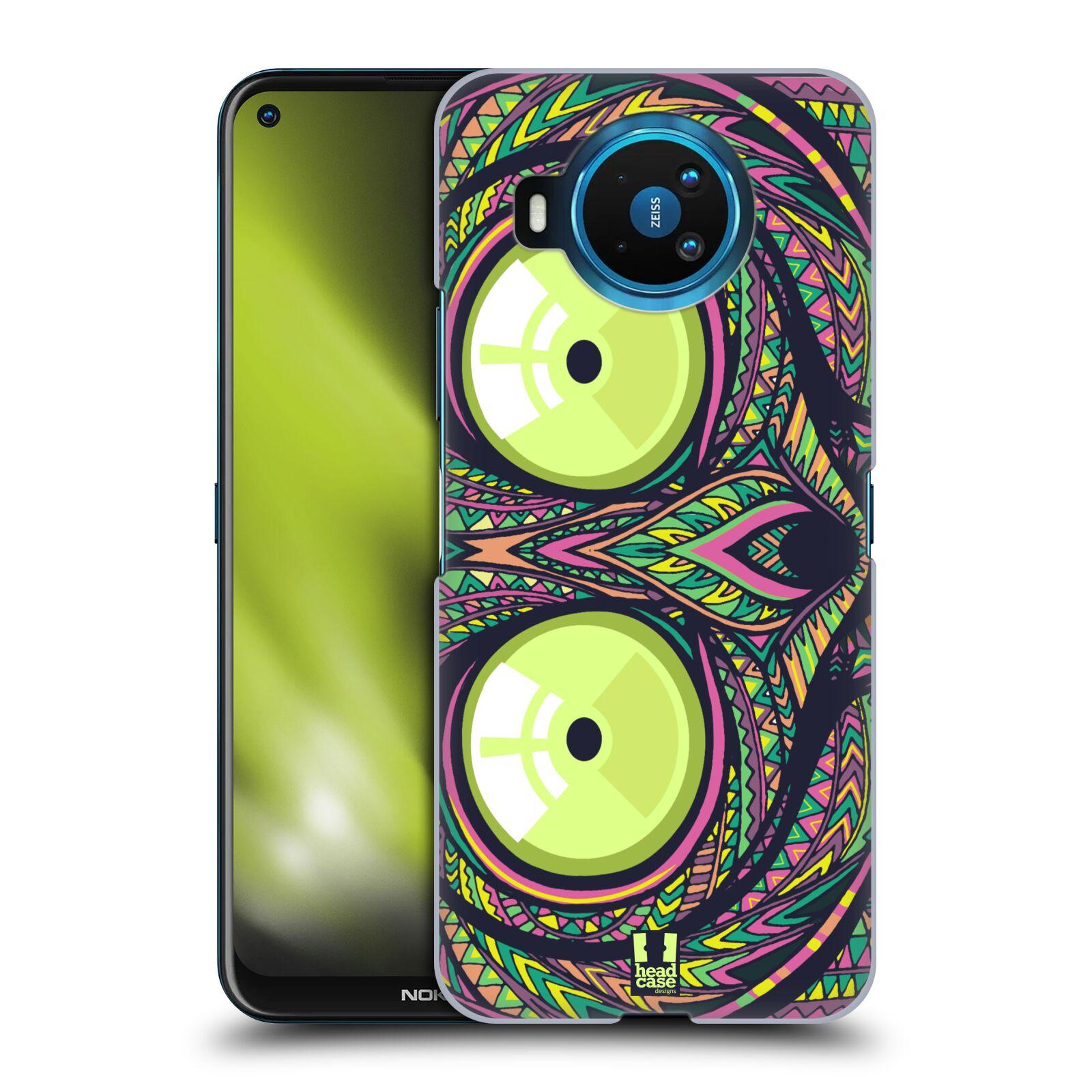 Plastové pouzdro na mobil Nokia 8.3 5G - Head Case - AZTEC NÁRTOUN