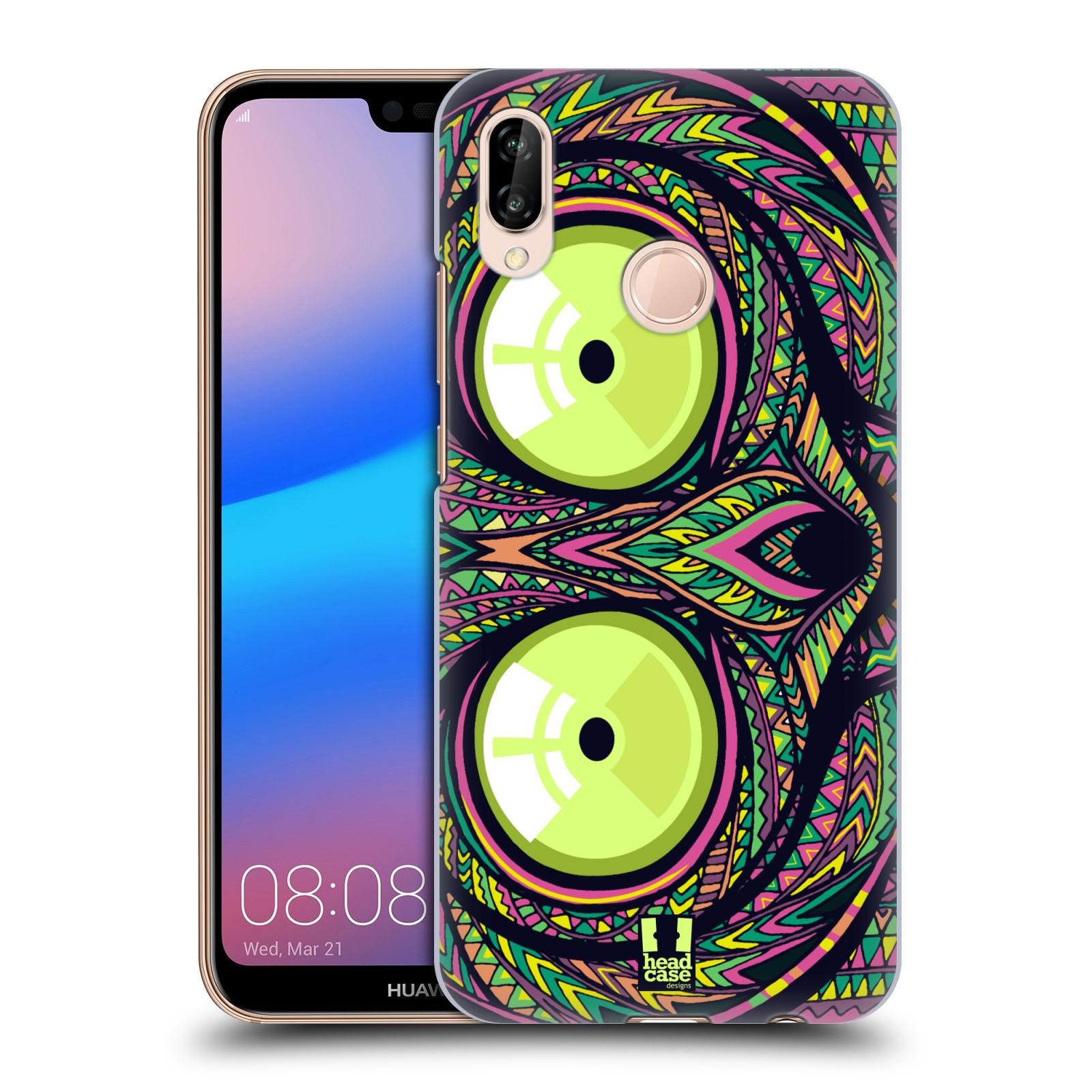 Plastové pouzdro na mobil Huawei P20 Lite - Head Case - AZTEC NÁRTOUN