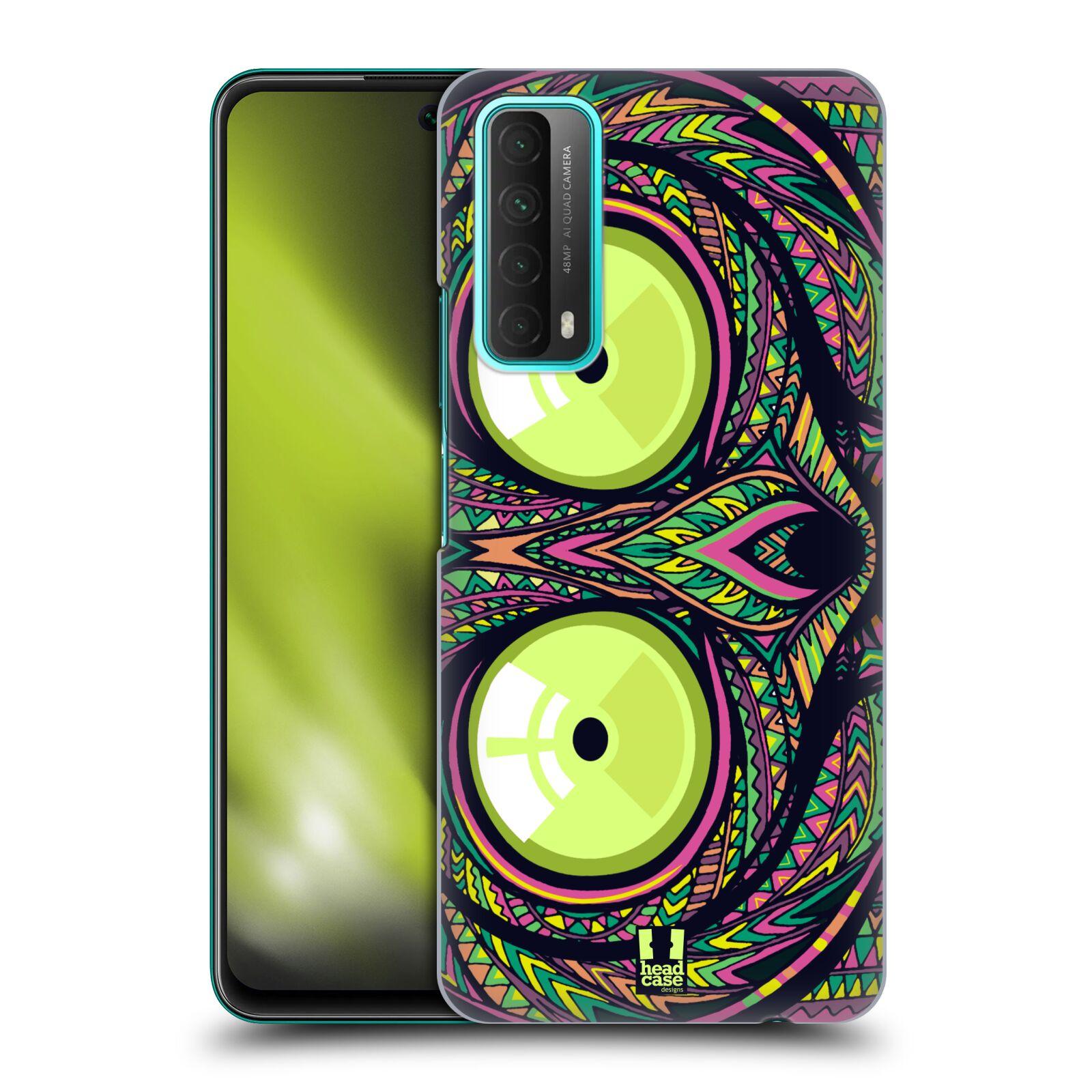 Plastové pouzdro na mobil Huawei P Smart (2021) - Head Case - AZTEC NÁRTOUN