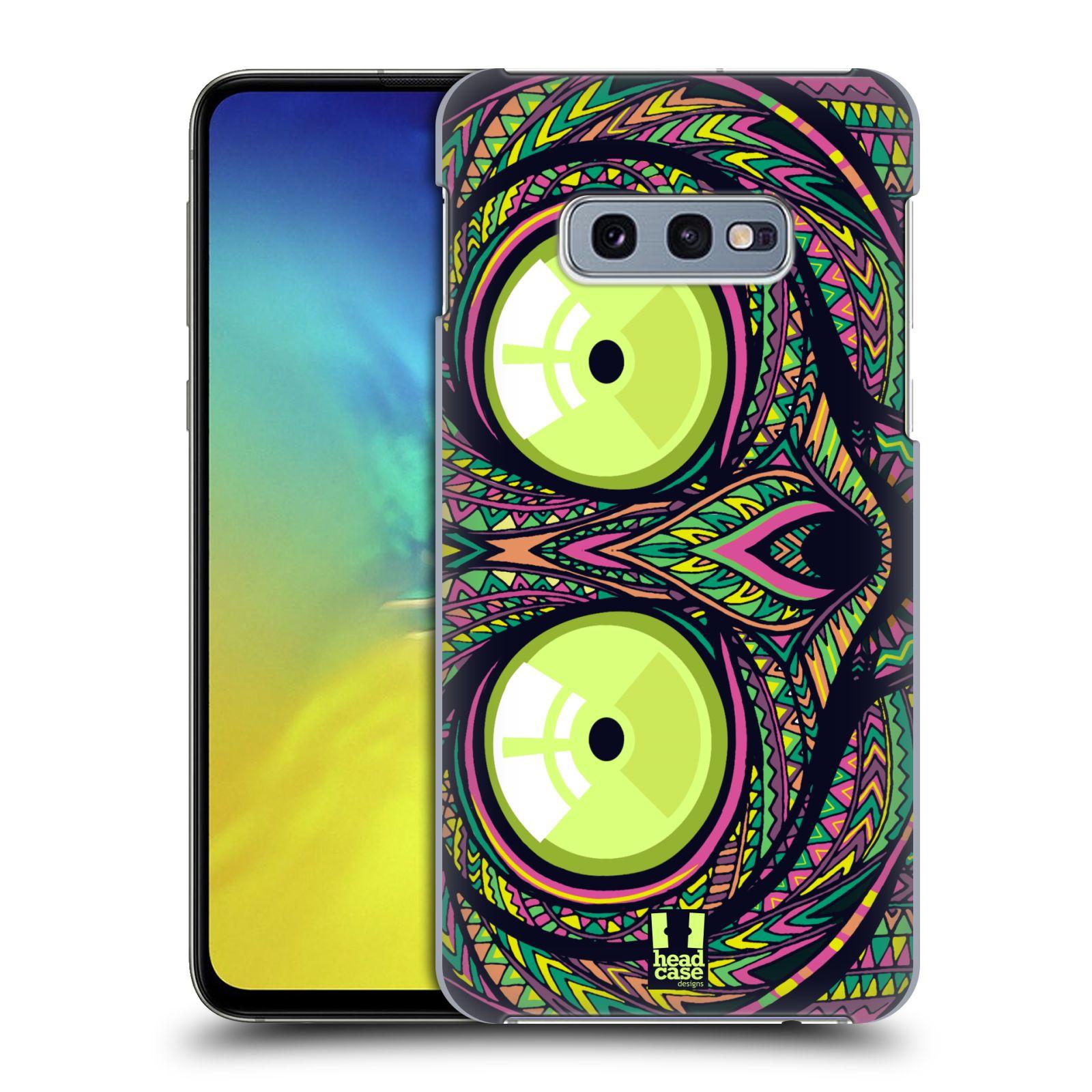 Plastové pouzdro na mobil Samsung Galaxy S10e - Head Case - AZTEC NÁRTOUN