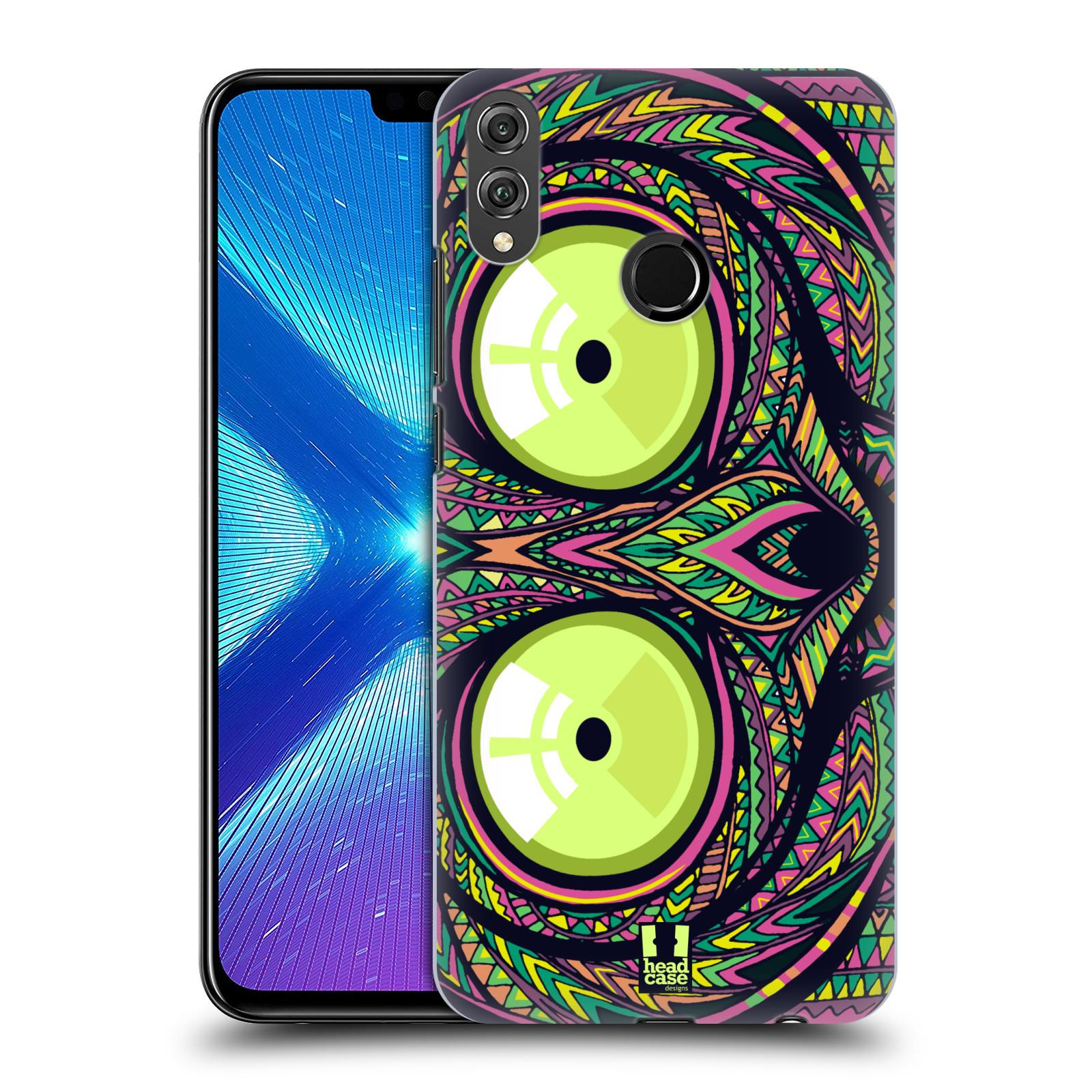 Plastové pouzdro na mobil Honor 8X - Head Case - AZTEC NÁRTOUN