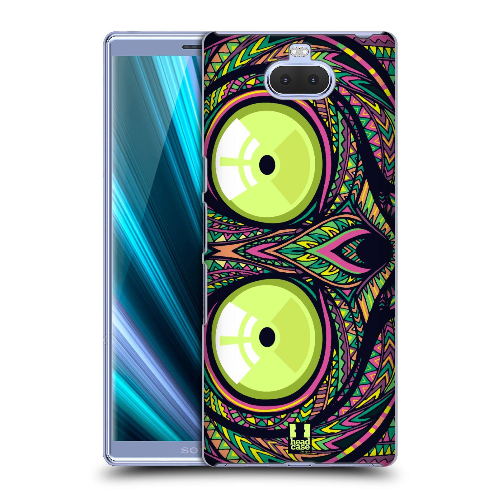 Plastové pouzdro na mobil Sony Xperia 10 Plus - Head Case - AZTEC NÁRTOUN
