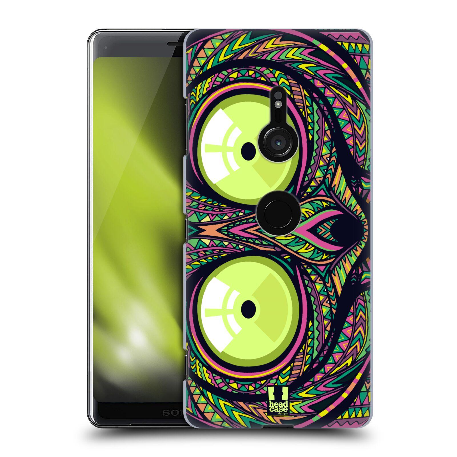 Plastové pouzdro na mobil Sony Xperia XZ3 - Head Case - AZTEC NÁRTOUN