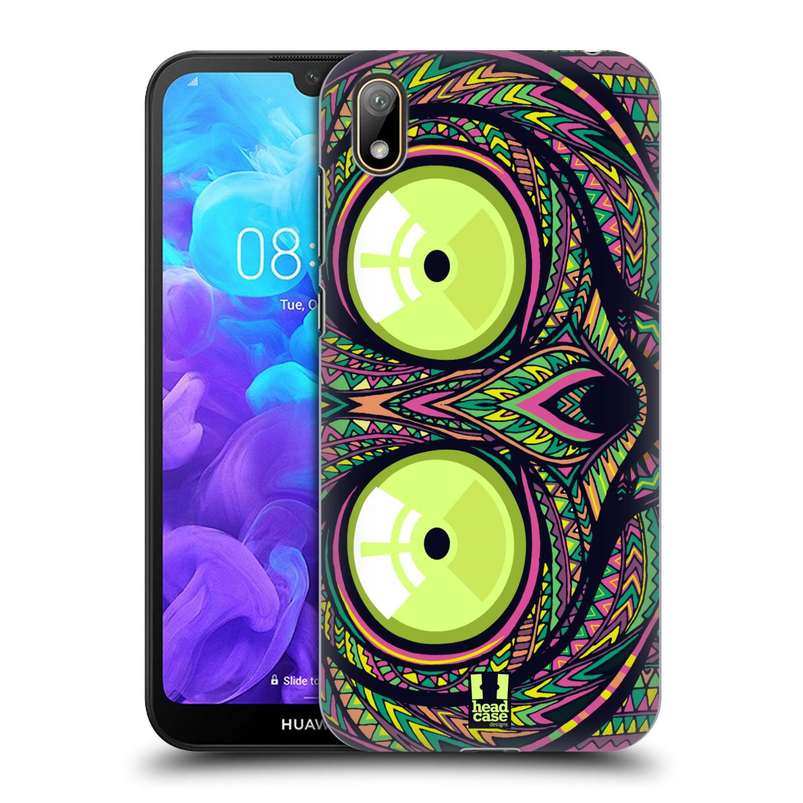 Plastové pouzdro na mobil Honor 8S - Head Case - AZTEC NÁRTOUN