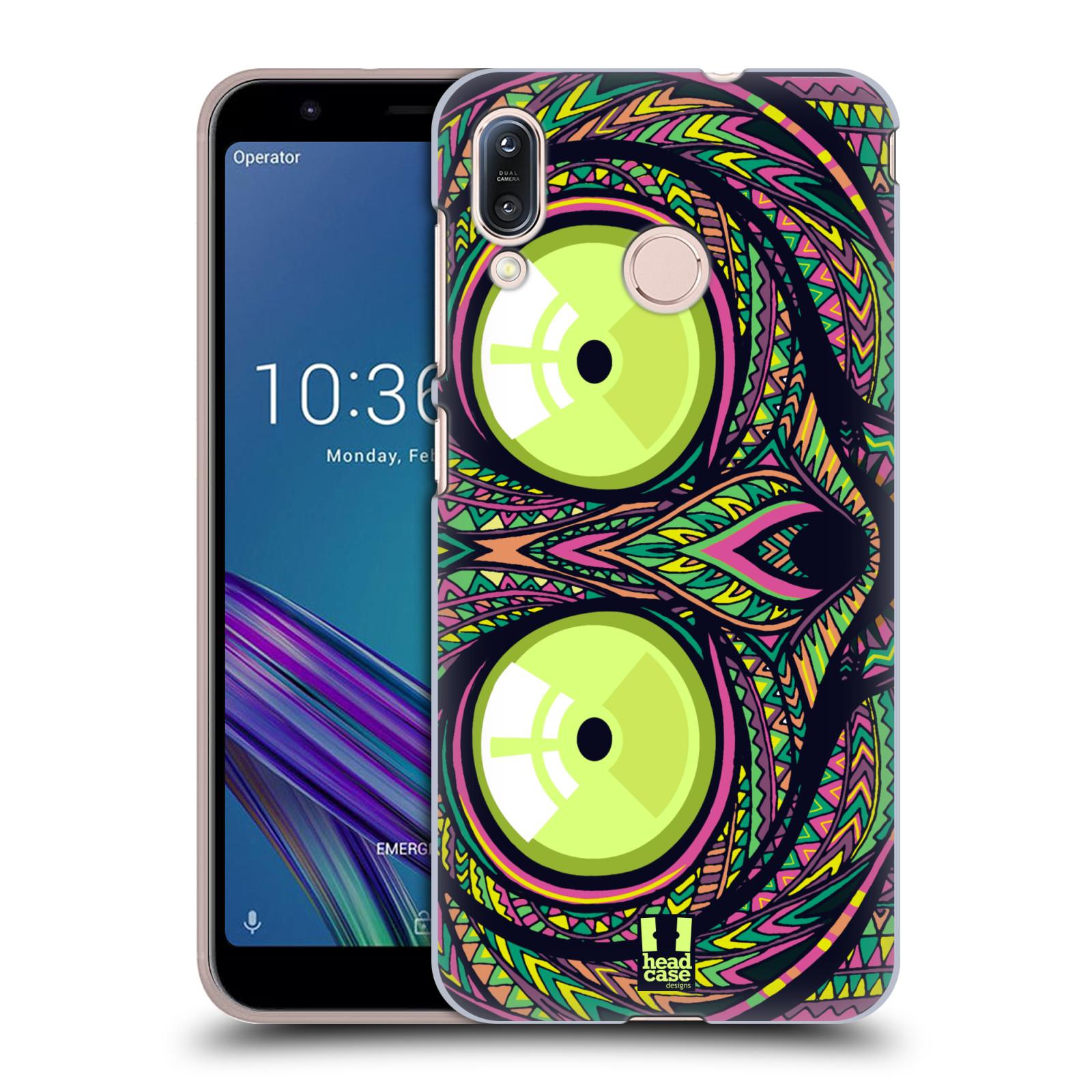 Plastové pouzdro na mobil Asus Zenfone Max M1 ZB555KL - Head Case - AZTEC NÁRTOUN