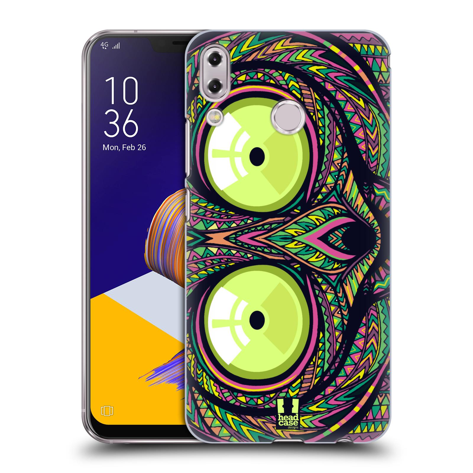 Plastové pouzdro na mobil Asus Zenfone 5z ZS620KL - Head Case - AZTEC NÁRTOUN