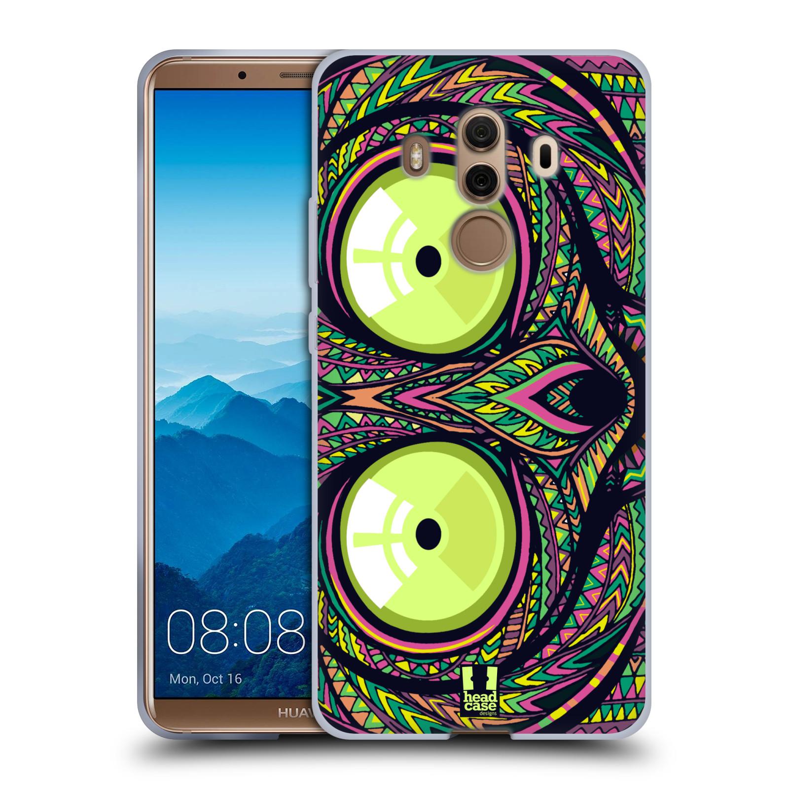 Silikonové pouzdro na mobil Huawei Mate 10 Pro - Head Case - AZTEC NÁRTOUN