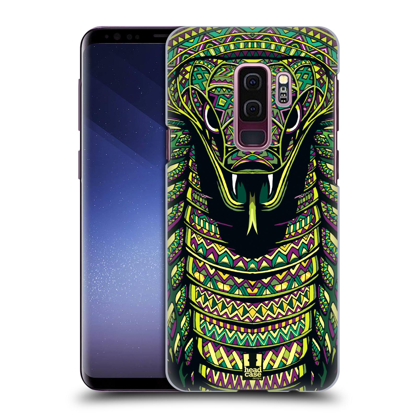 Plastové pouzdro na mobil Samsung Galaxy S9 Plus - Head Case - AZTEC HAD