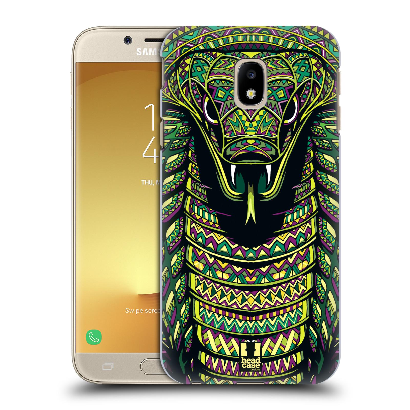 Plastové pouzdro na mobil Samsung Galaxy J3 (2017) - Head Case - AZTEC HAD